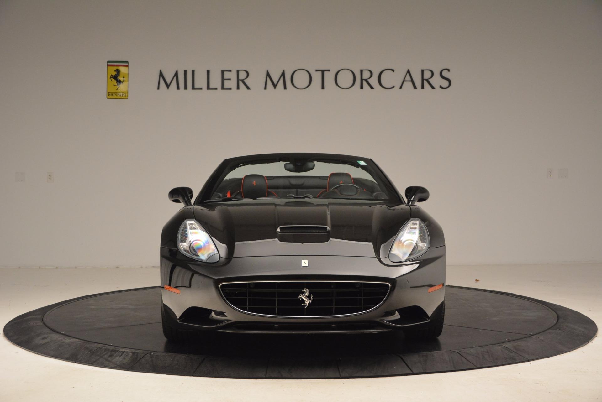 Used 2013 Ferrari California  For Sale In Greenwich, CT 1603_p12