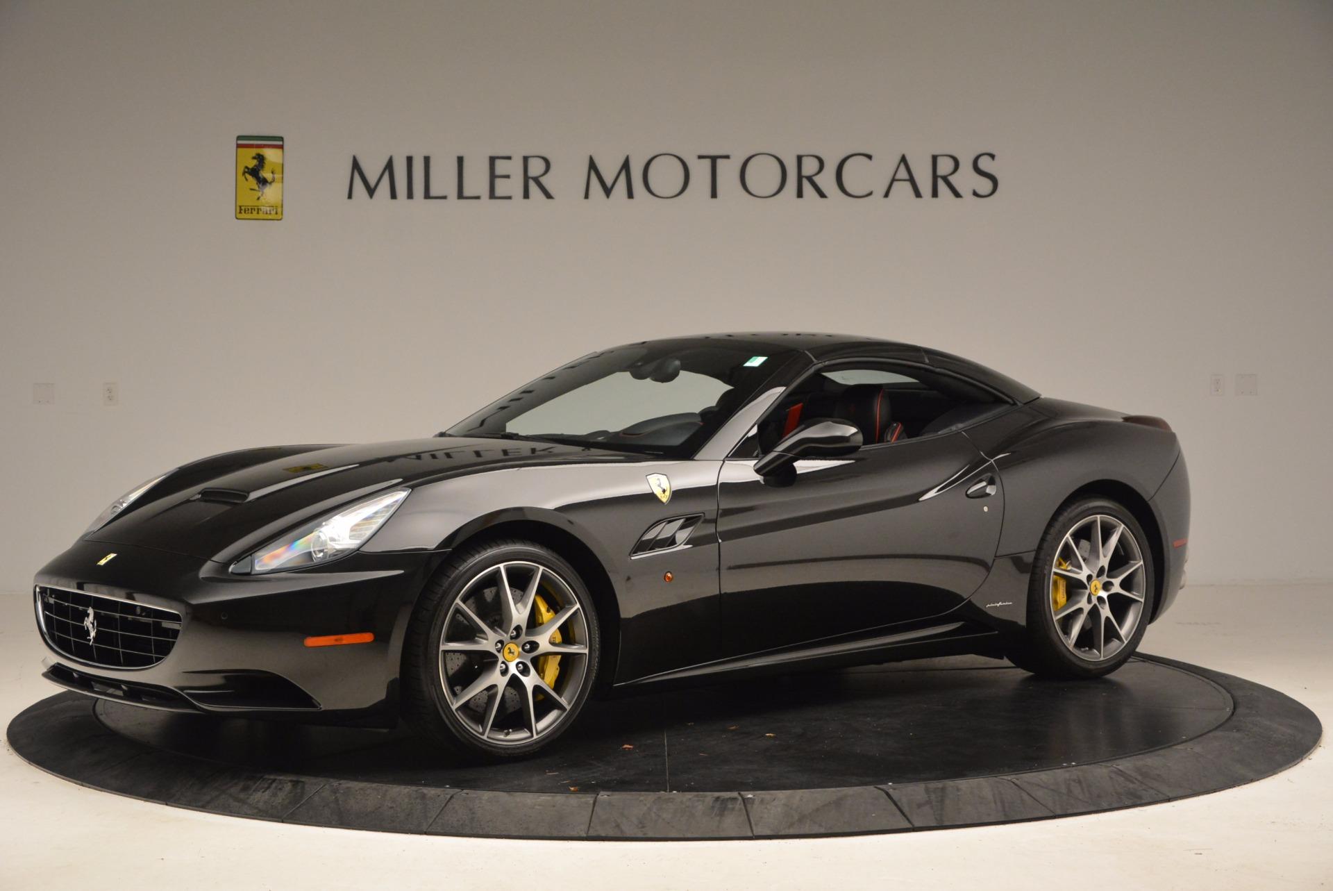Used 2013 Ferrari California  For Sale In Greenwich, CT 1603_p14
