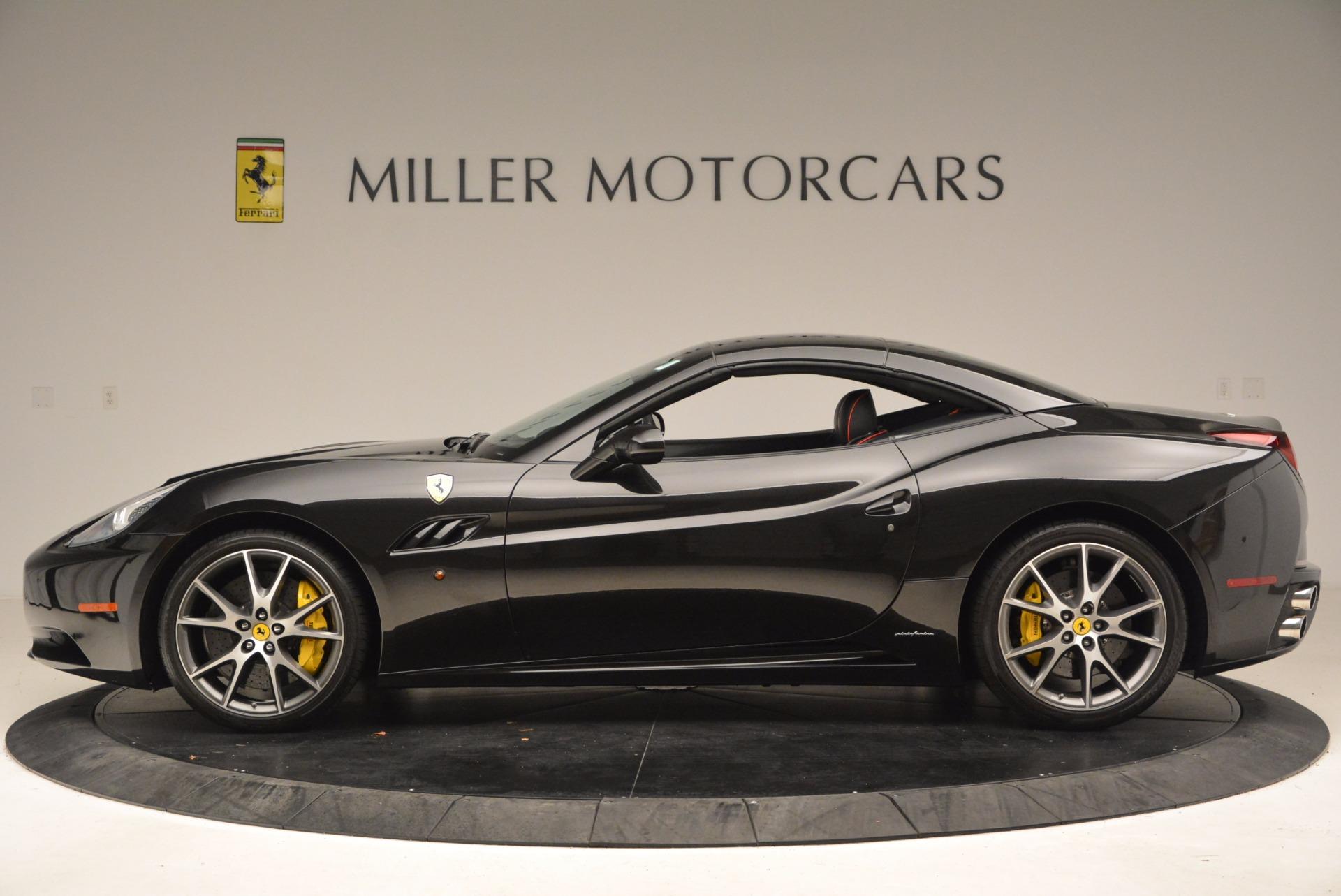 Used 2013 Ferrari California  For Sale In Greenwich, CT 1603_p15