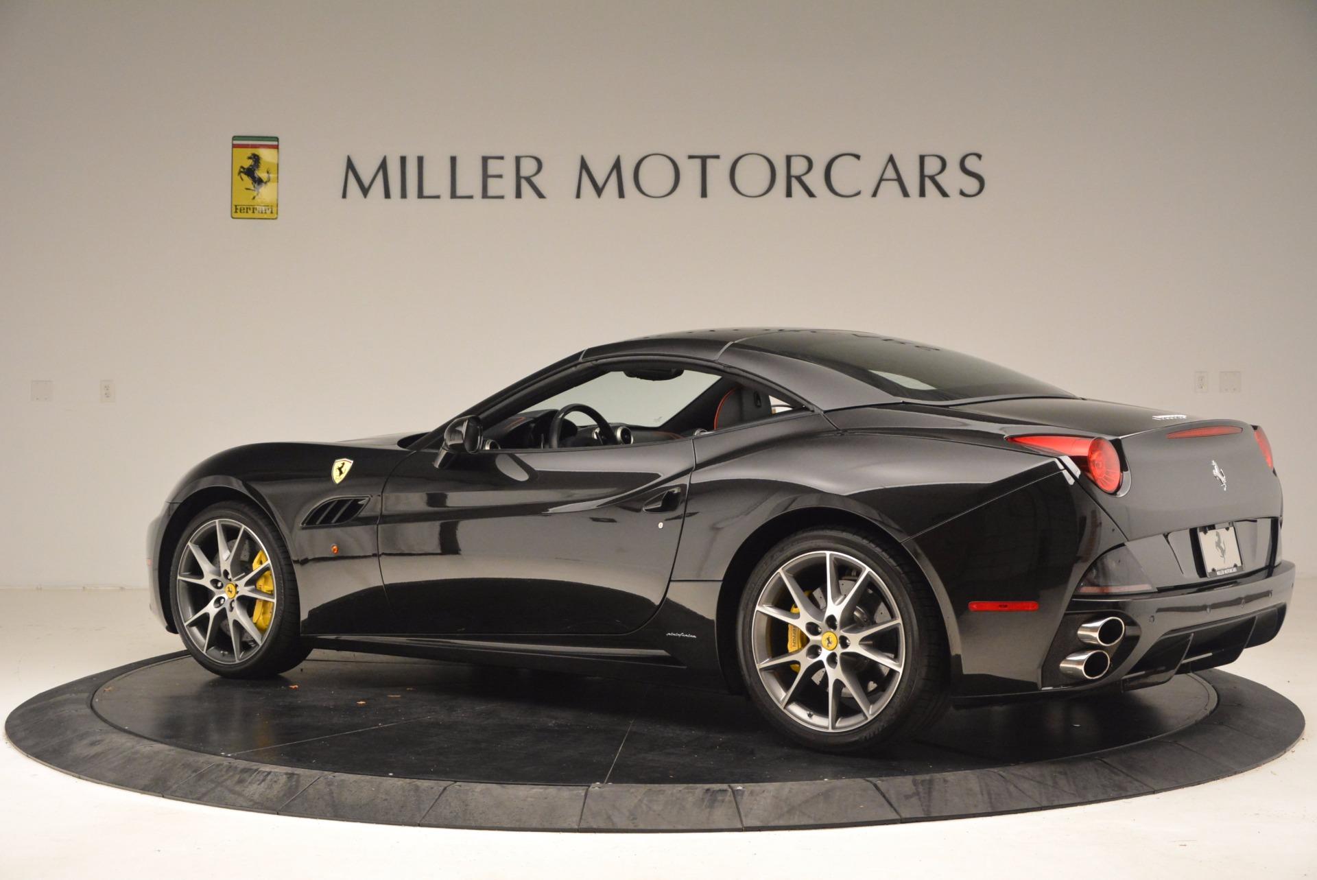 Used 2013 Ferrari California  For Sale In Greenwich, CT 1603_p16
