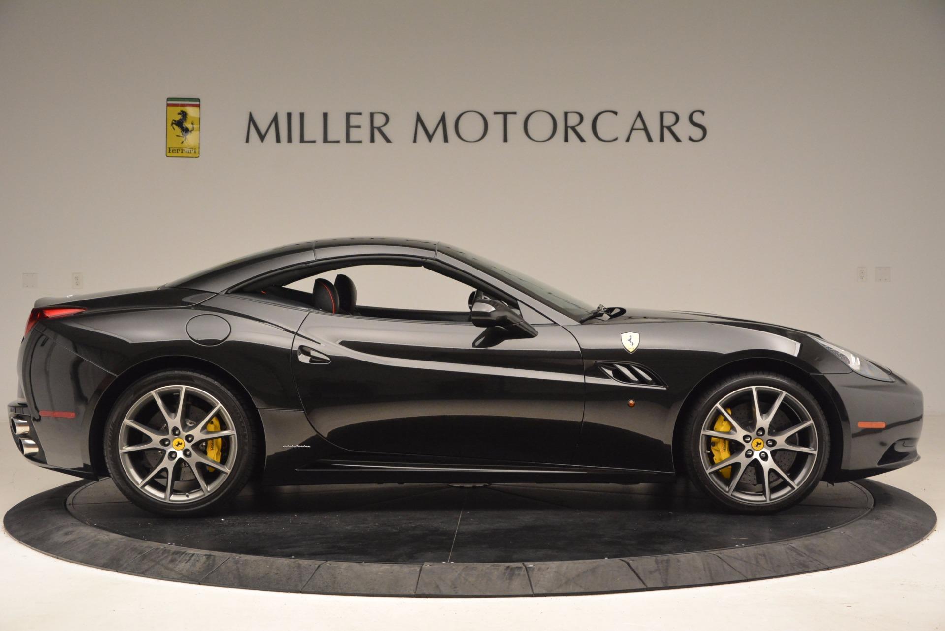 Used 2013 Ferrari California  For Sale In Greenwich, CT 1603_p21