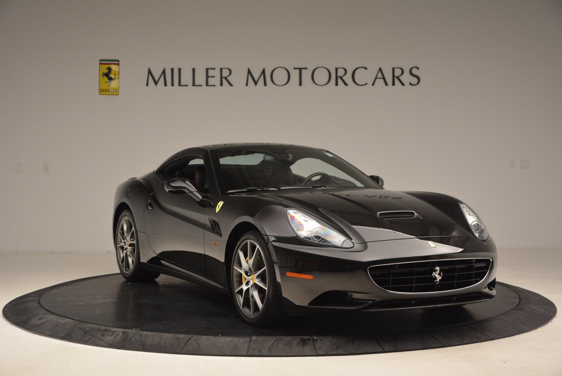 Used 2013 Ferrari California  For Sale In Greenwich, CT 1603_p23