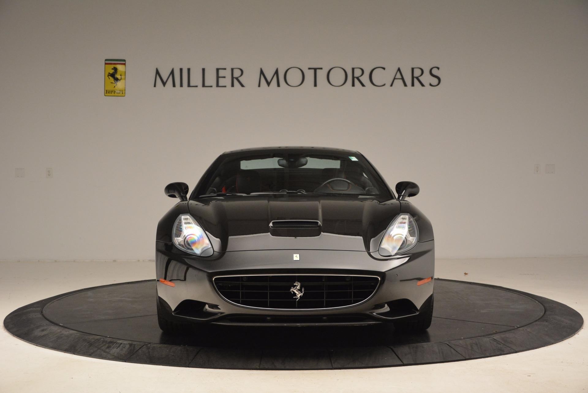 Used 2013 Ferrari California  For Sale In Greenwich, CT 1603_p24