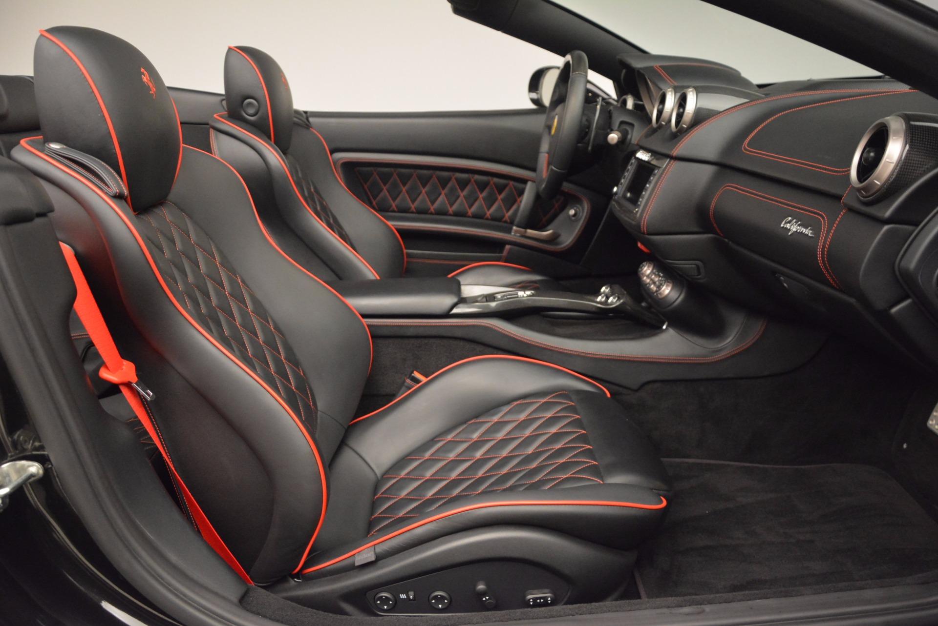 Used 2013 Ferrari California  For Sale In Greenwich, CT 1603_p31
