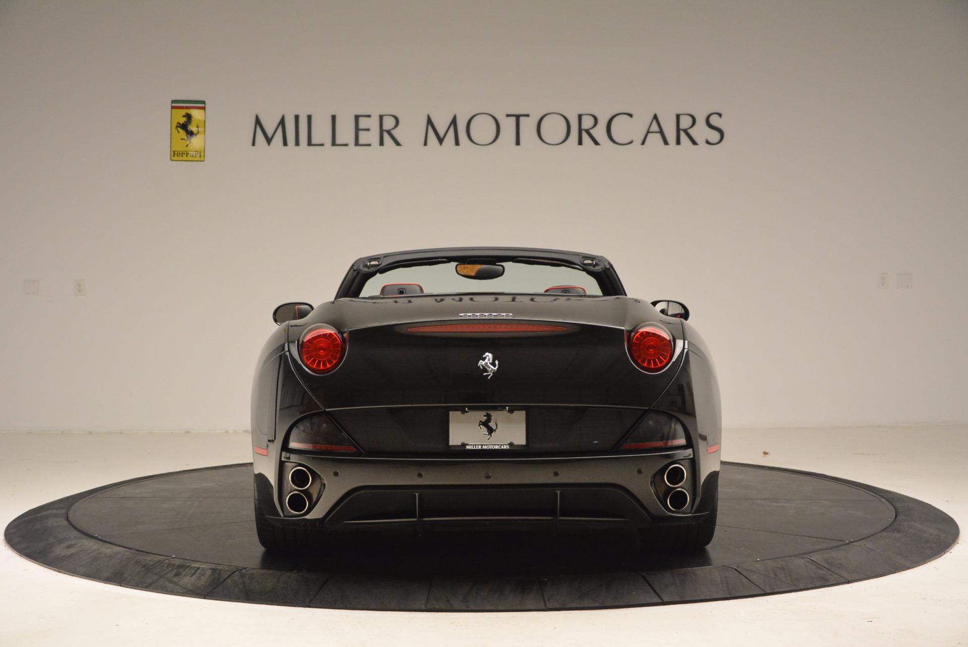Used 2013 Ferrari California  For Sale In Greenwich, CT 1603_p6