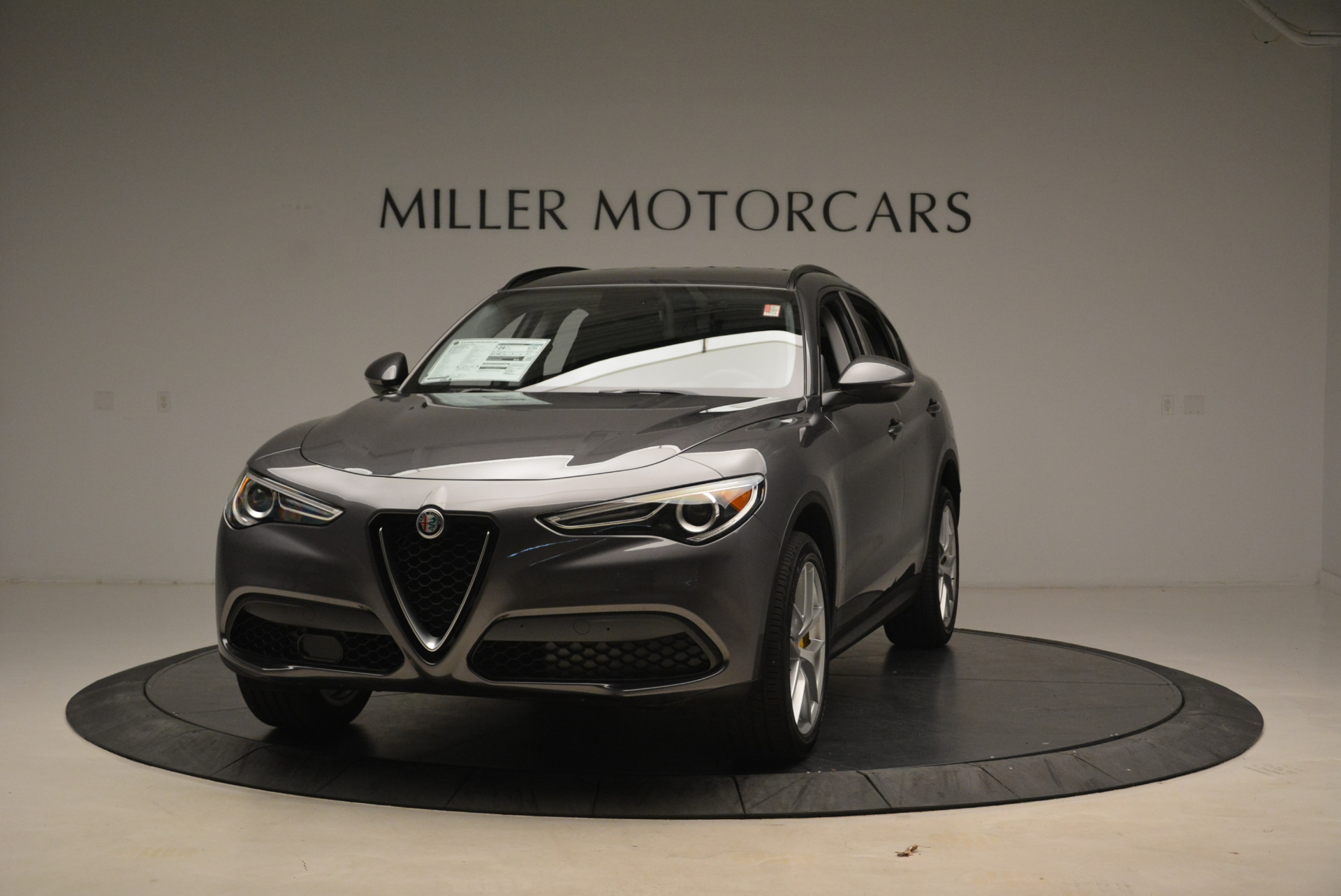 New 2018 Alfa Romeo Stelvio Sport Q4 For Sale In Greenwich, CT 1604_main