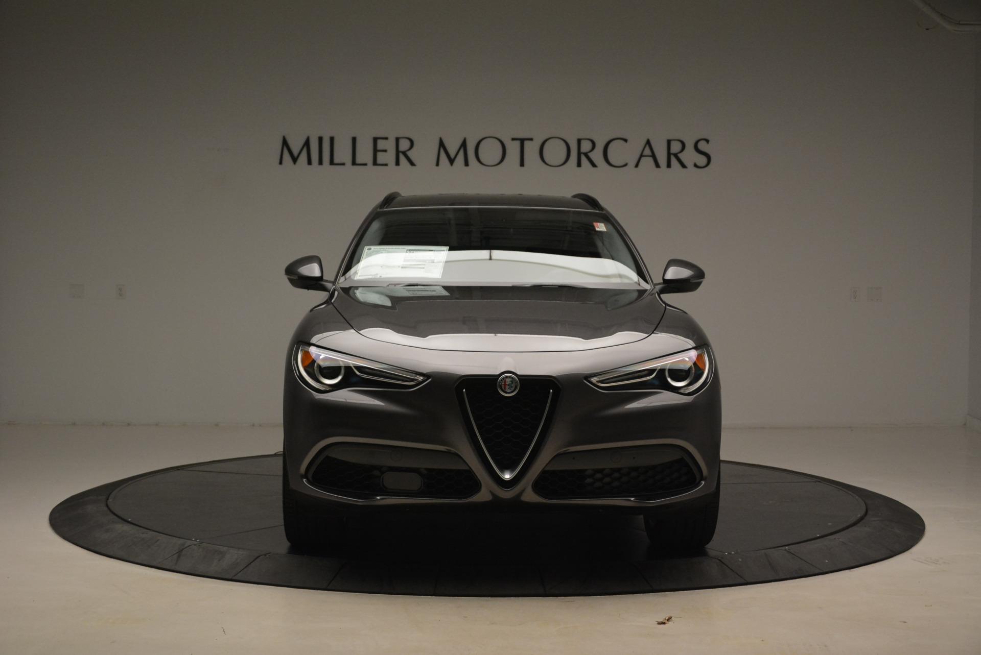 New 2018 Alfa Romeo Stelvio Sport Q4 For Sale In Greenwich, CT 1604_p12