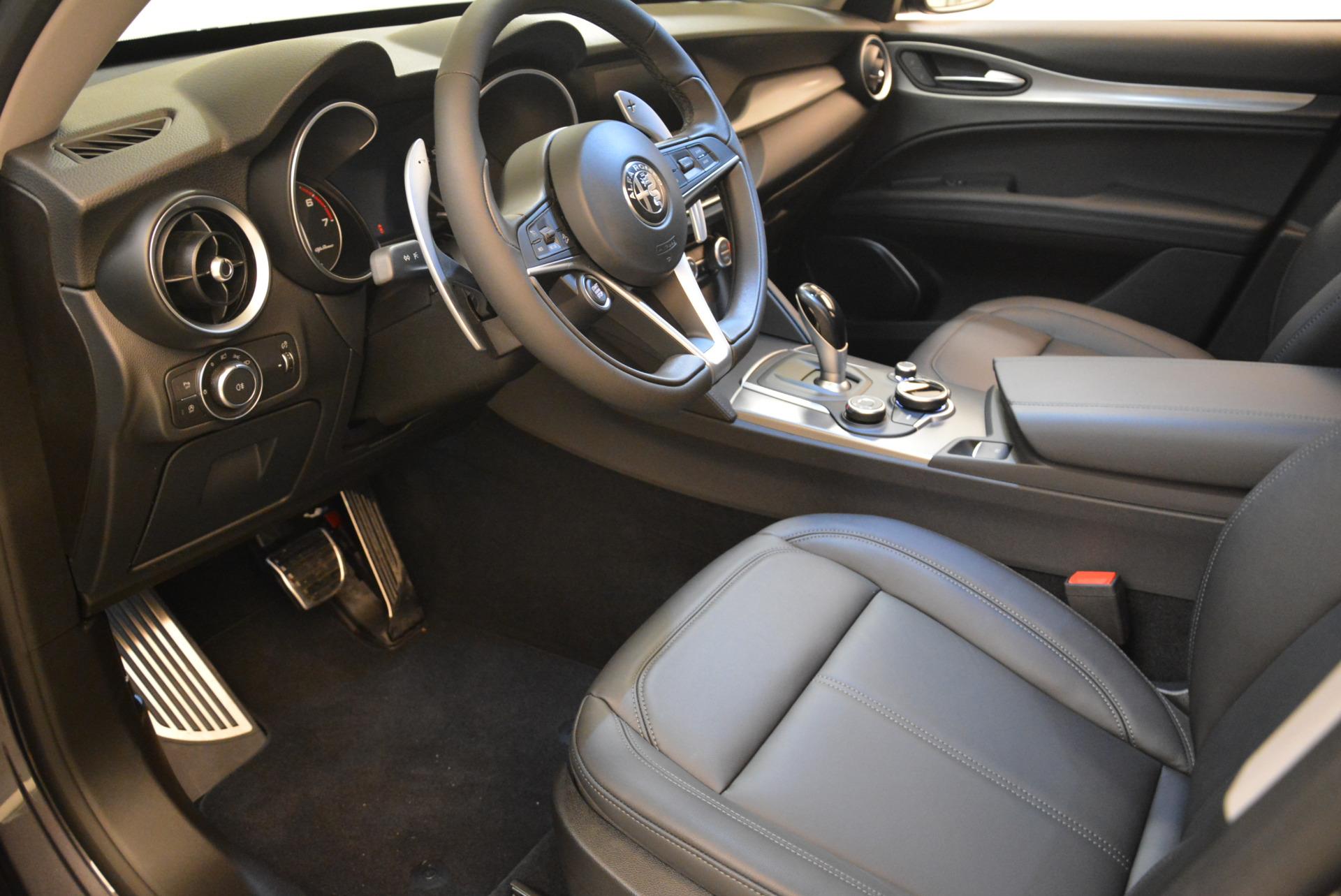New 2018 Alfa Romeo Stelvio Sport Q4 For Sale In Greenwich, CT 1604_p13