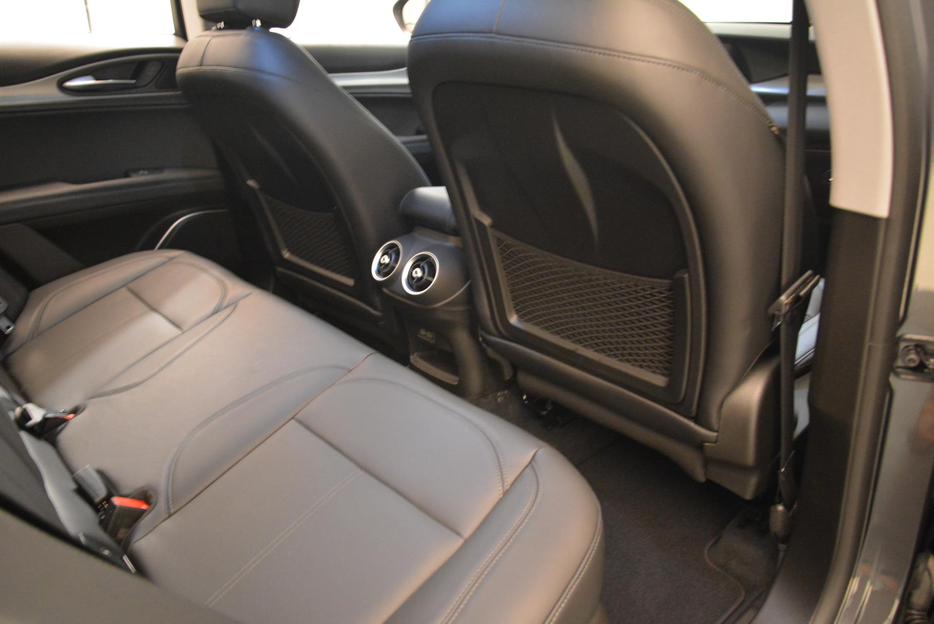 New 2018 Alfa Romeo Stelvio Sport Q4 For Sale In Greenwich, CT 1604_p22