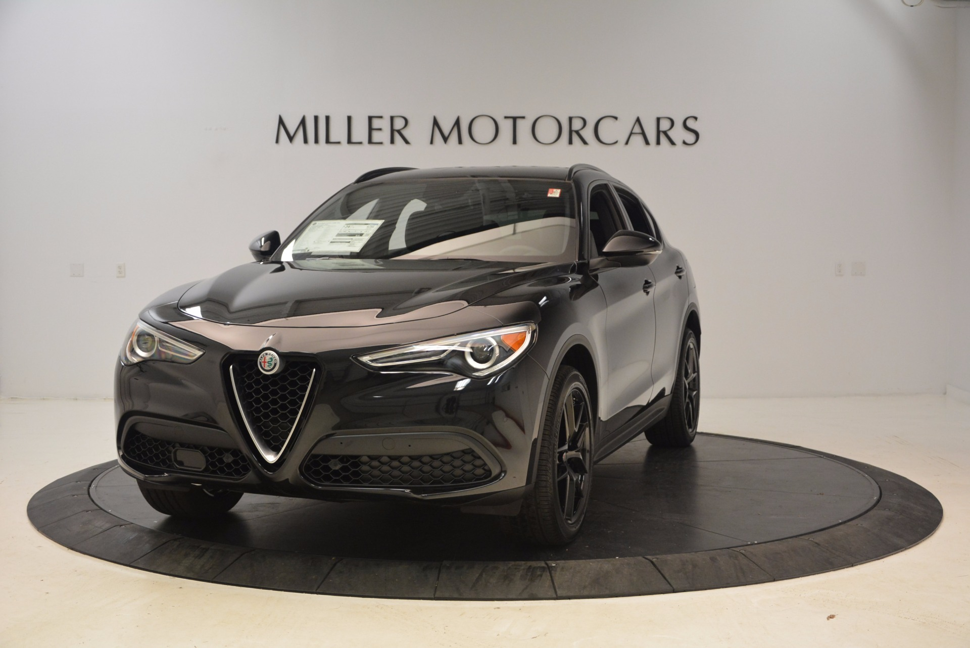 New 2018 Alfa Romeo Stelvio Ti Sport Q4 For Sale In Greenwich, CT 1605_main