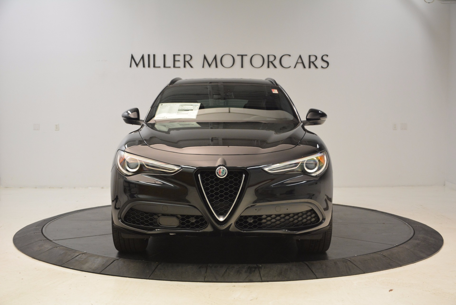 New 2018 Alfa Romeo Stelvio Ti Sport Q4 For Sale In Greenwich, CT 1605_p12