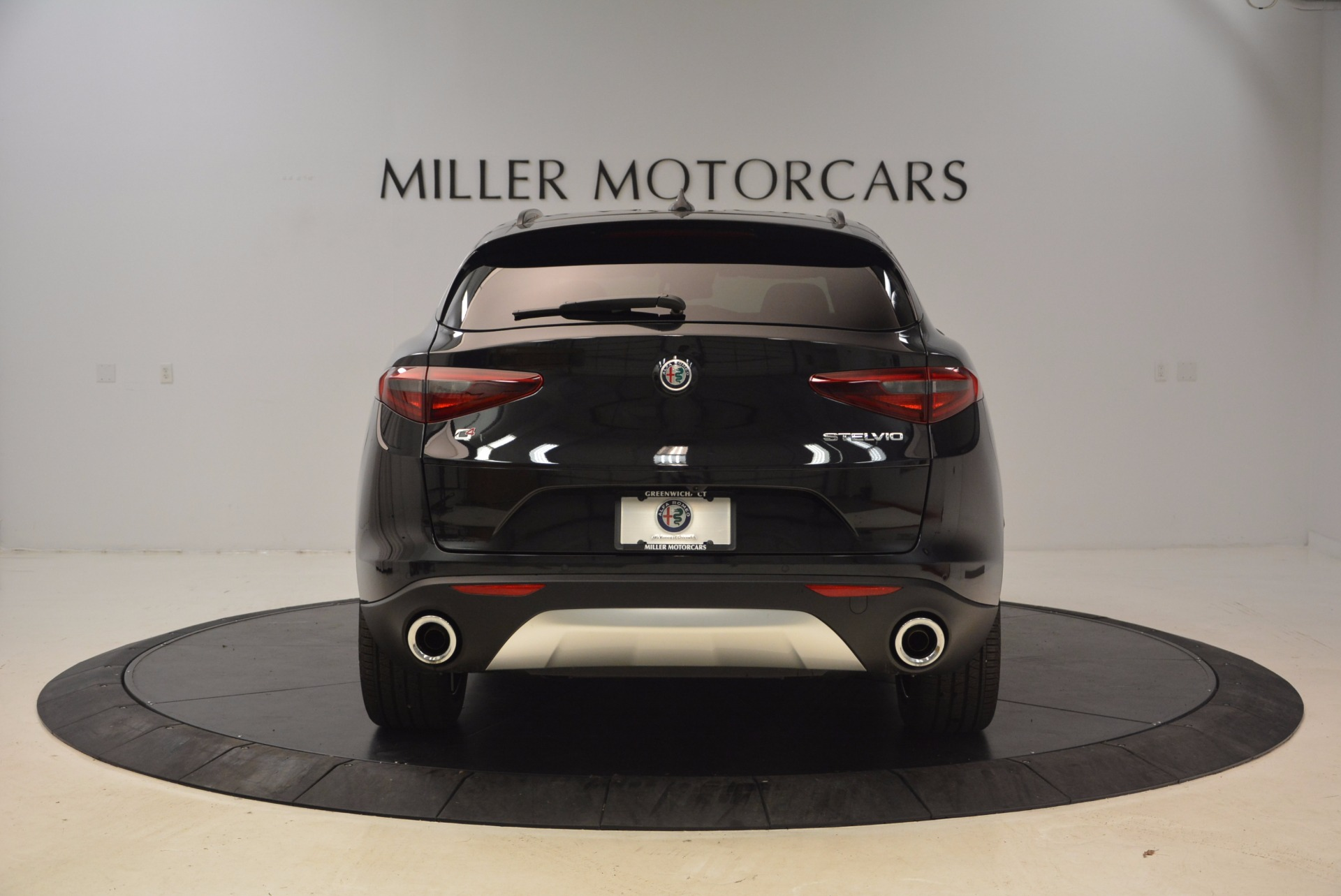 New 2018 Alfa Romeo Stelvio Ti Sport Q4 For Sale In Greenwich, CT 1605_p6