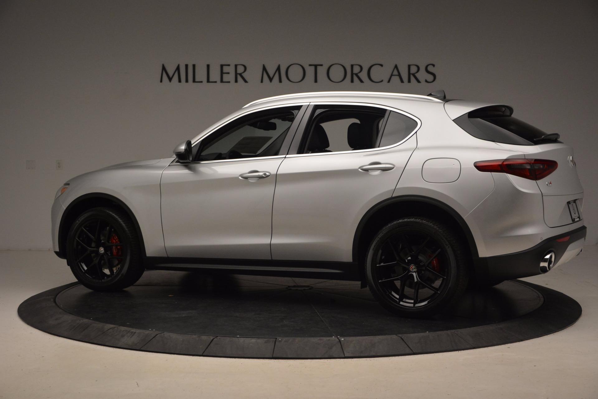 New 2018 Alfa Romeo Stelvio Ti Q4 For Sale In Greenwich, CT 1606_p4
