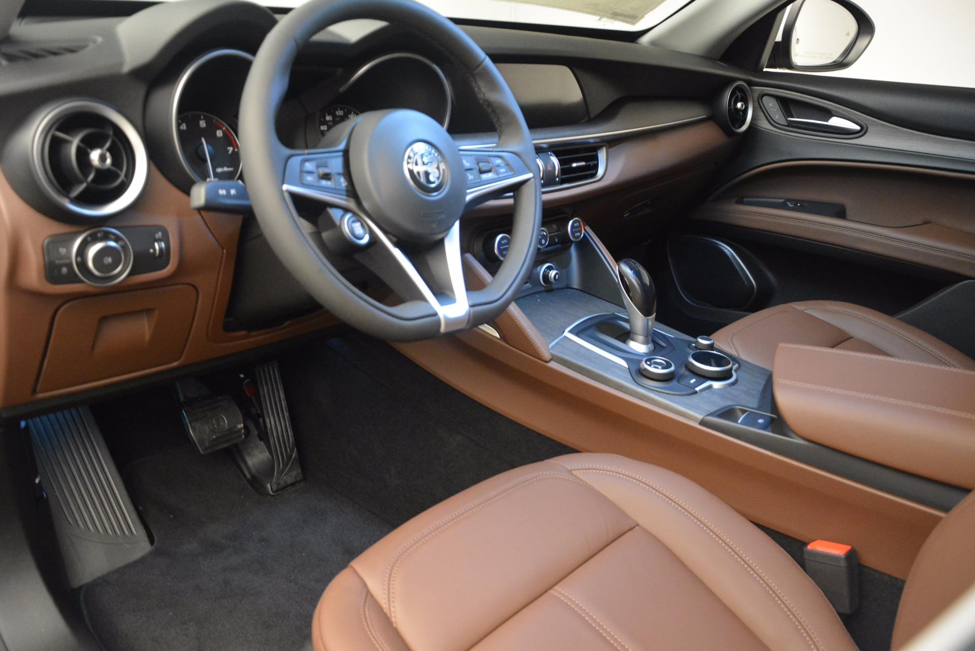New 2018 Alfa Romeo Stelvio Ti Q4 For Sale In Greenwich, CT 1607_p13