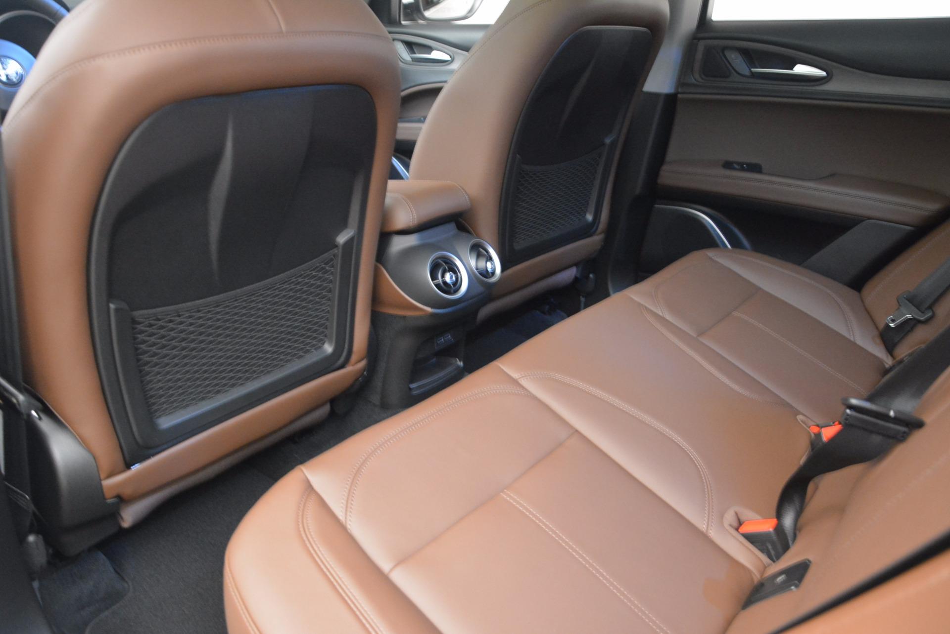 New 2018 Alfa Romeo Stelvio Ti Q4 For Sale In Greenwich, CT 1607_p16
