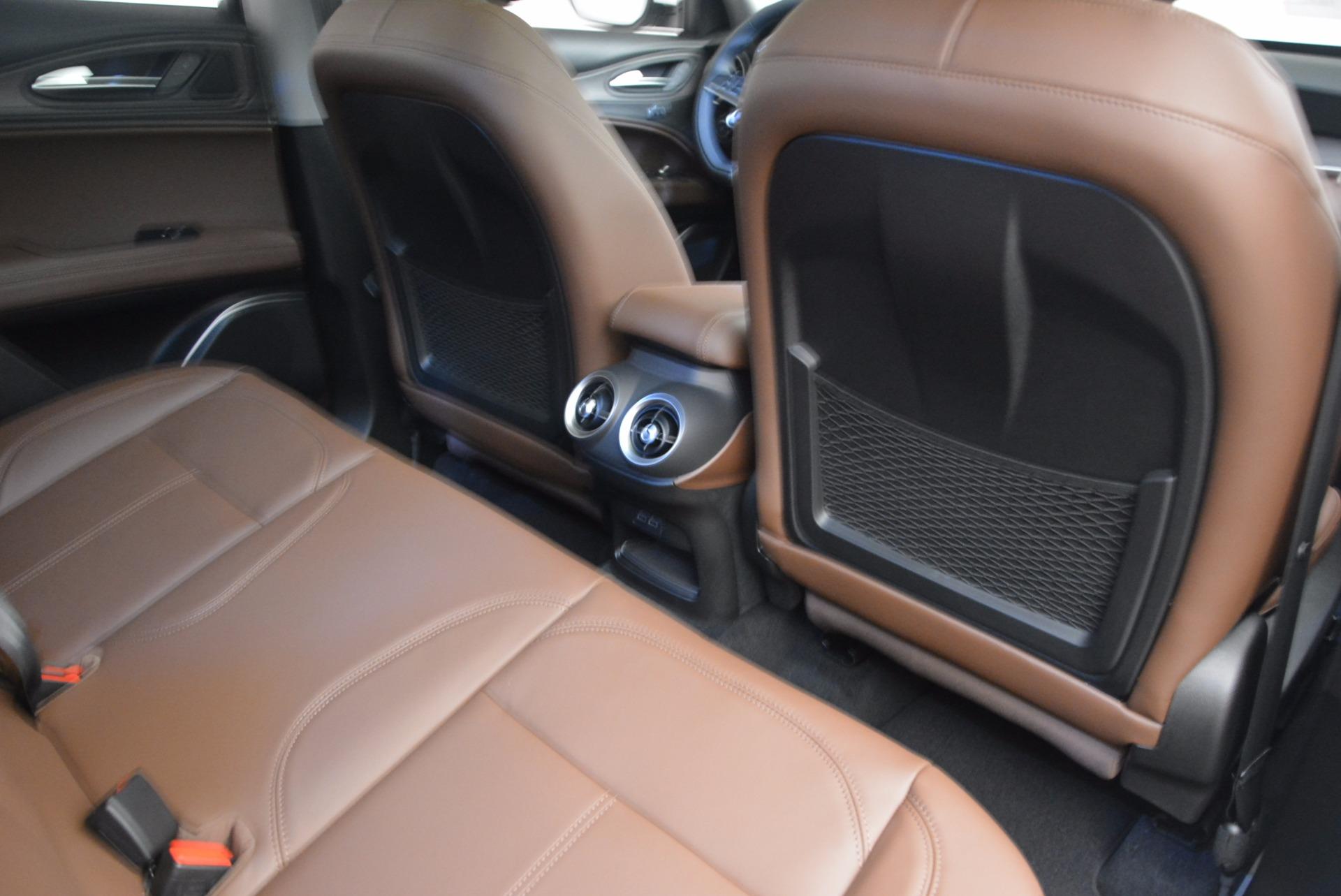 New 2018 Alfa Romeo Stelvio Ti Q4 For Sale In Greenwich, CT 1607_p22