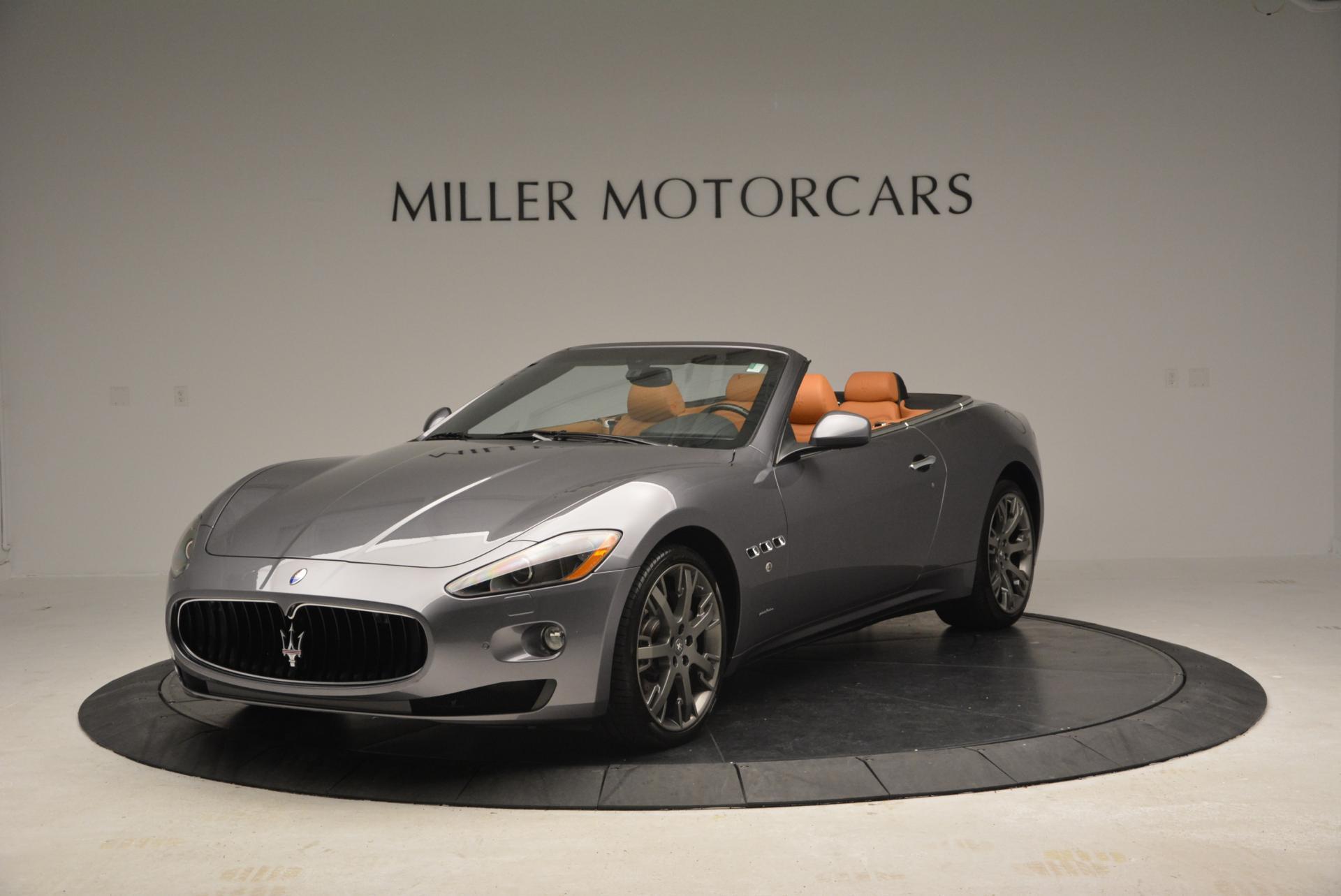 Used 2012 Maserati GranTurismo  For Sale In Greenwich, CT 161_main