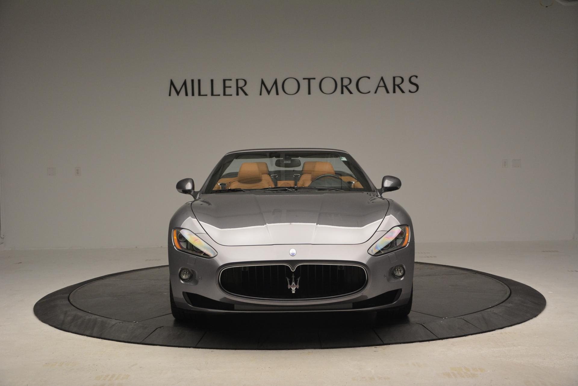 Used 2012 Maserati GranTurismo  For Sale In Greenwich, CT 161_p12