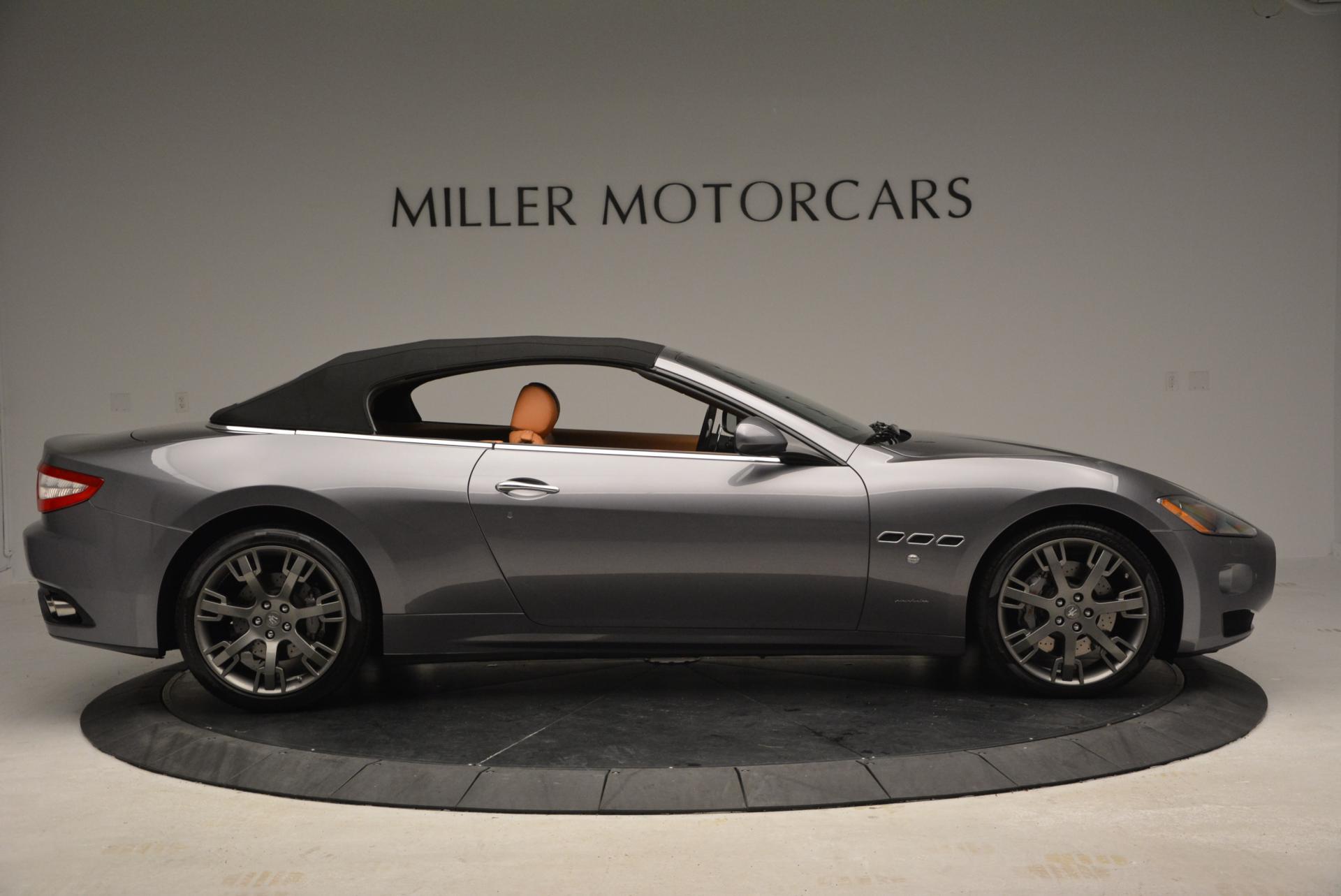 Used 2012 Maserati GranTurismo  For Sale In Greenwich, CT 161_p16