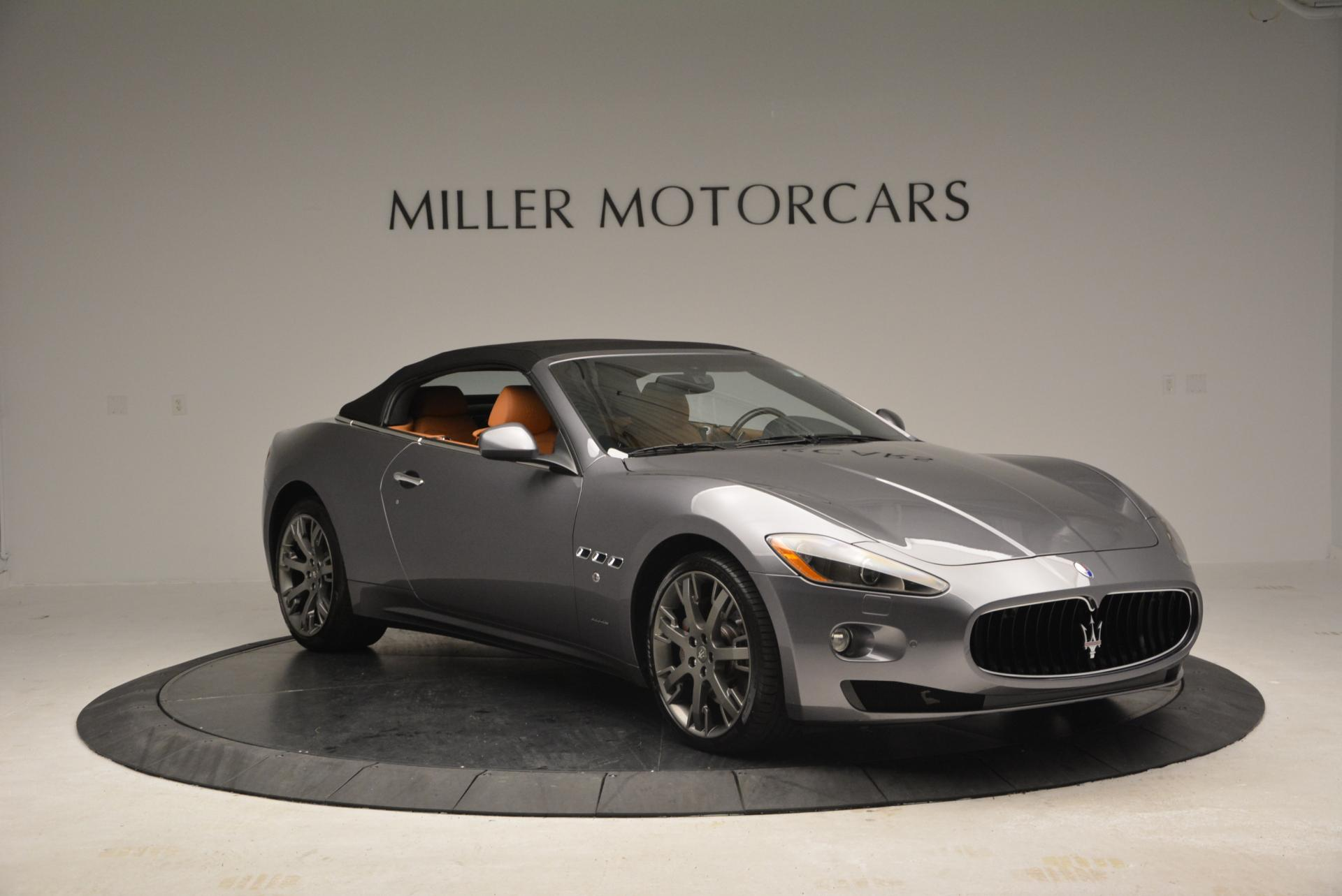 Used 2012 Maserati GranTurismo  For Sale In Greenwich, CT 161_p18