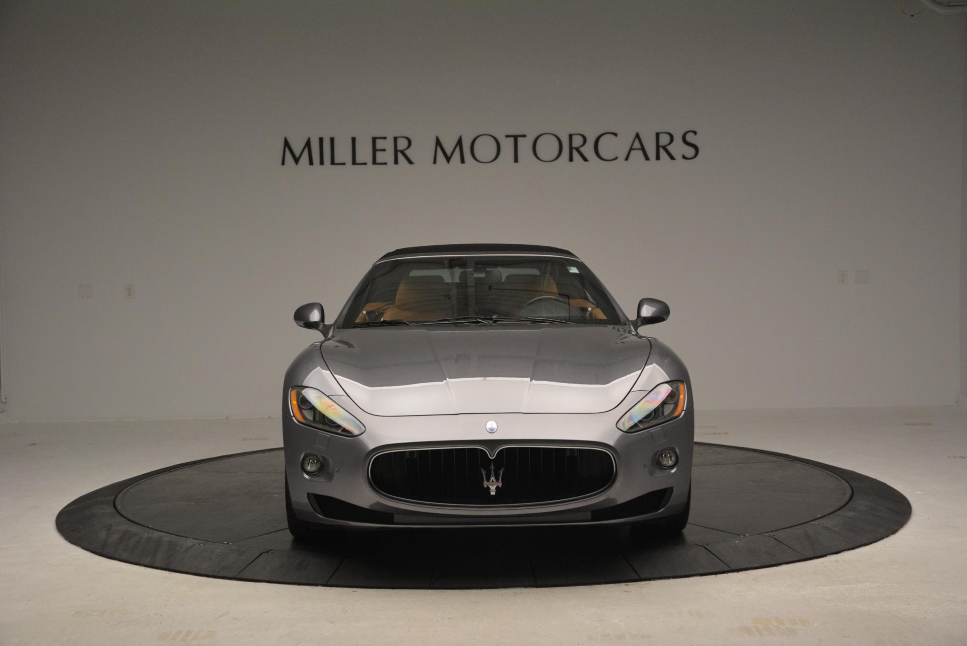 Used 2012 Maserati GranTurismo  For Sale In Greenwich, CT 161_p19