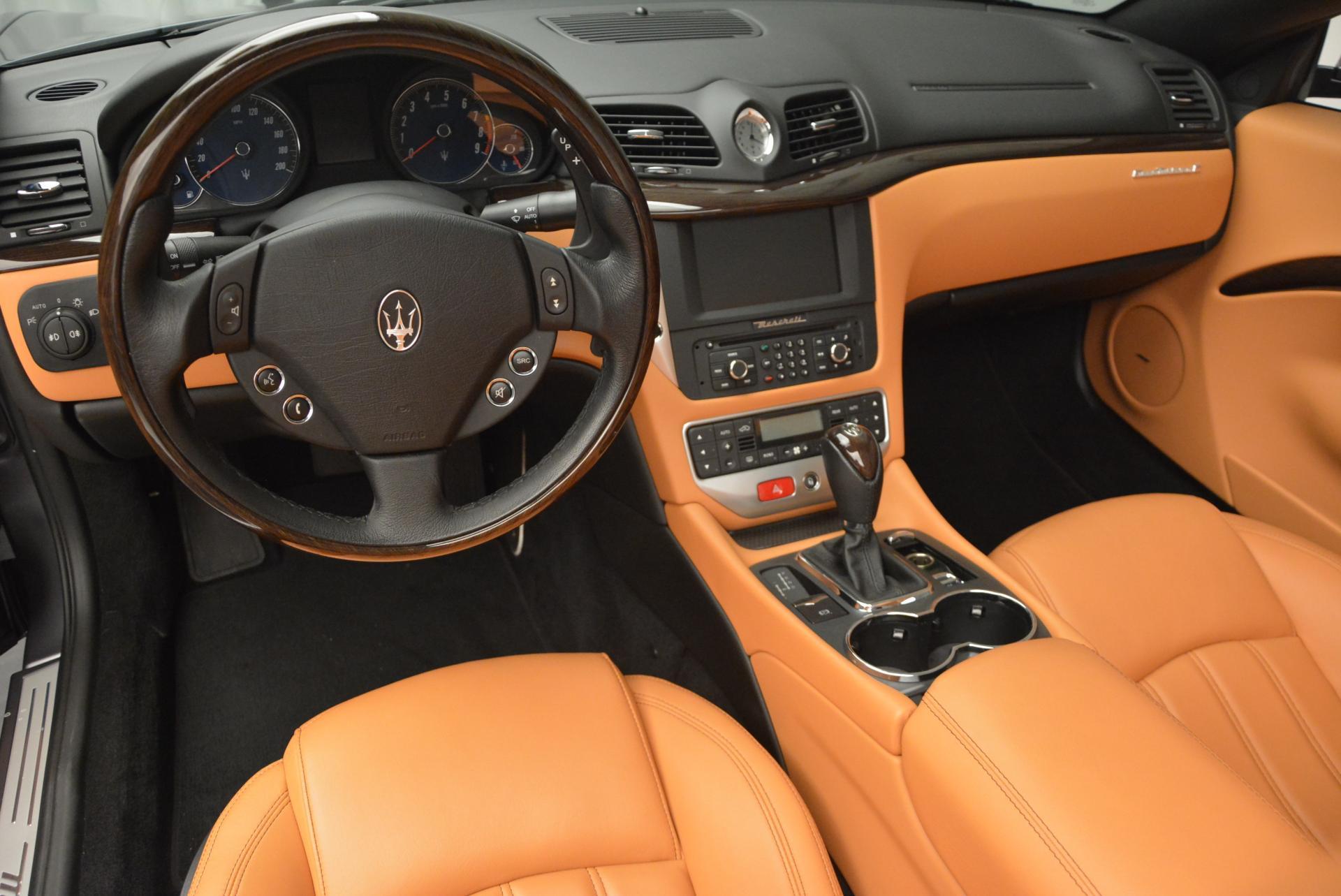 Used 2012 Maserati GranTurismo  For Sale In Greenwich, CT 161_p20