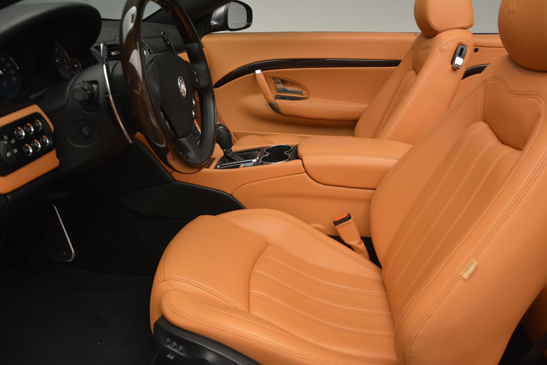 Used 2012 Maserati GranTurismo  For Sale In Greenwich, CT 161_p21