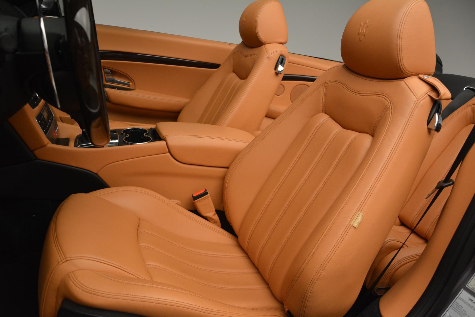 Used 2012 Maserati GranTurismo  For Sale In Greenwich, CT 161_p22