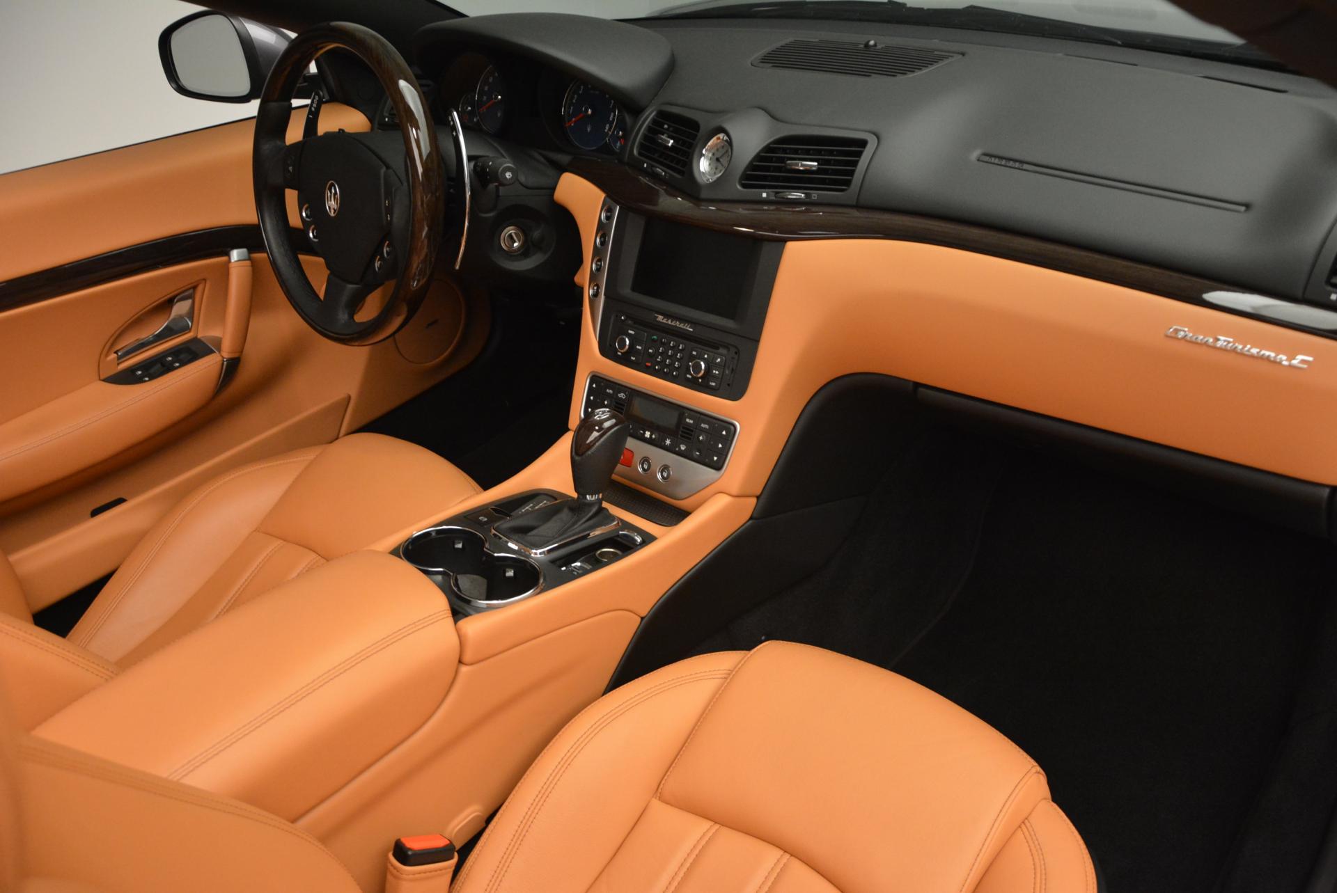 Used 2012 Maserati GranTurismo  For Sale In Greenwich, CT 161_p25