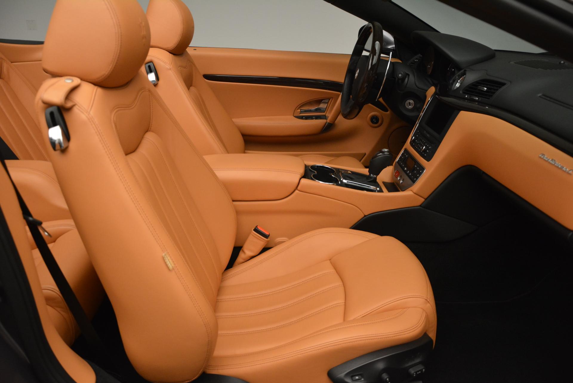 Used 2012 Maserati GranTurismo  For Sale In Greenwich, CT 161_p26