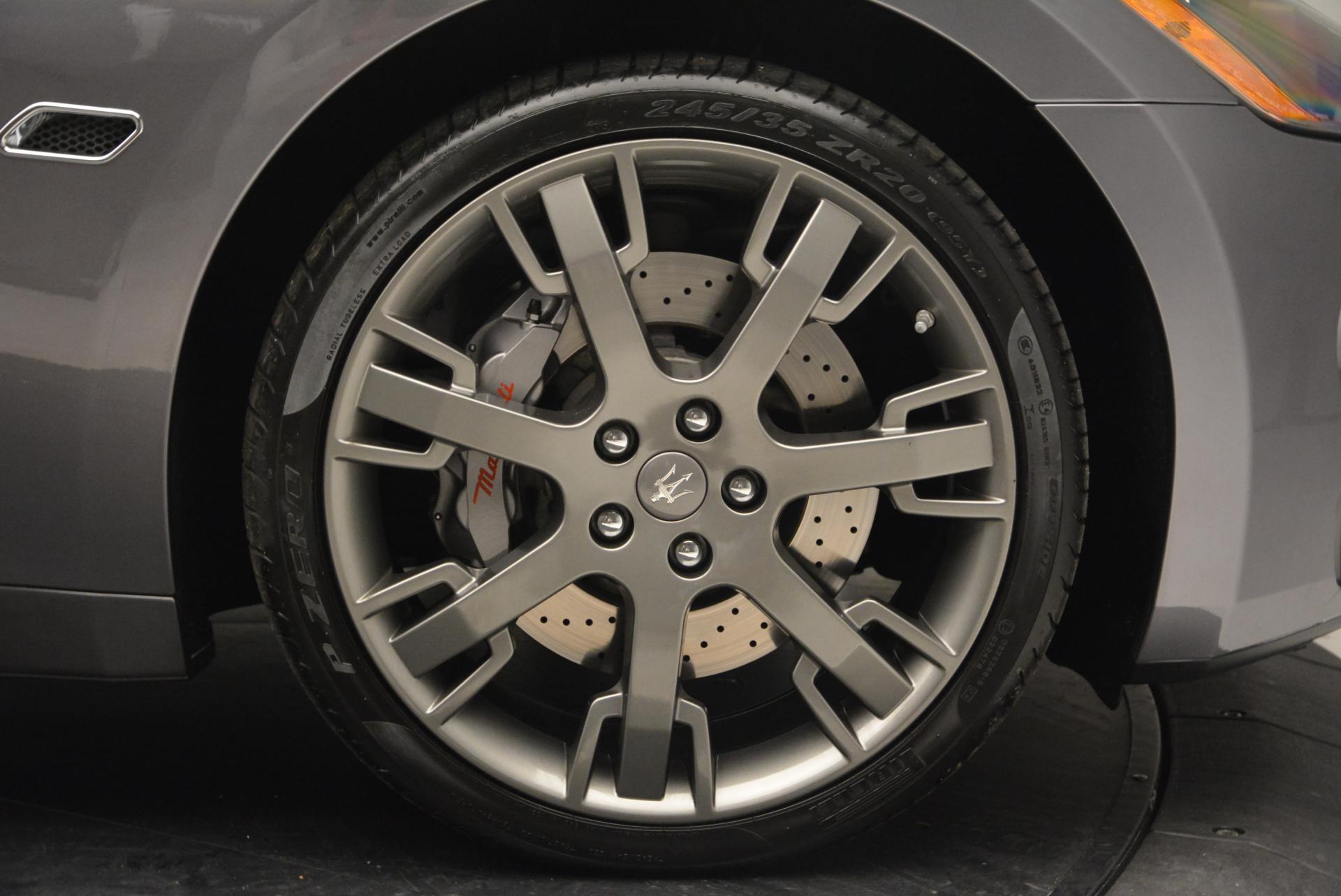 Used 2012 Maserati GranTurismo  For Sale In Greenwich, CT 161_p28