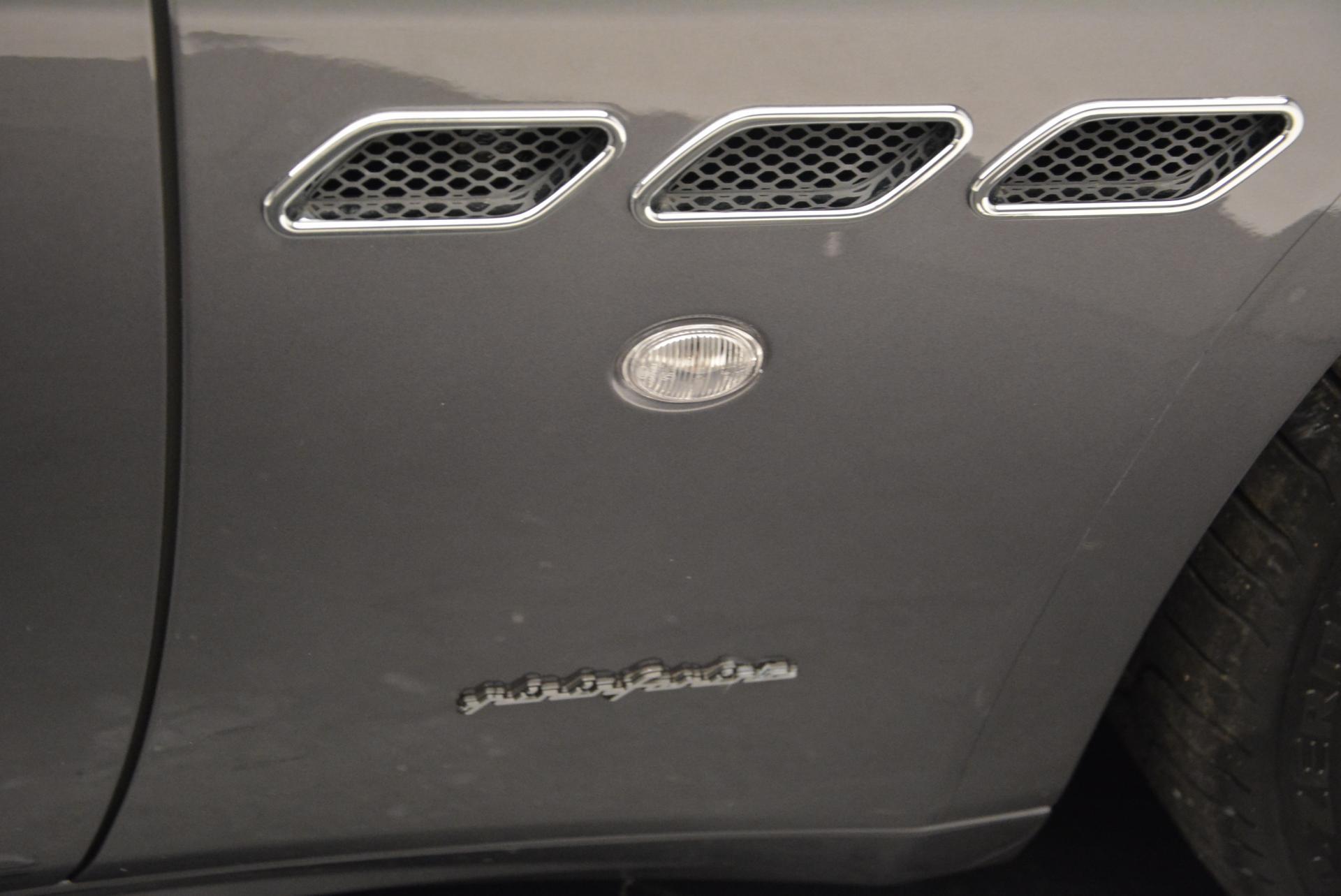 Used 2012 Maserati GranTurismo  For Sale In Greenwich, CT 161_p29