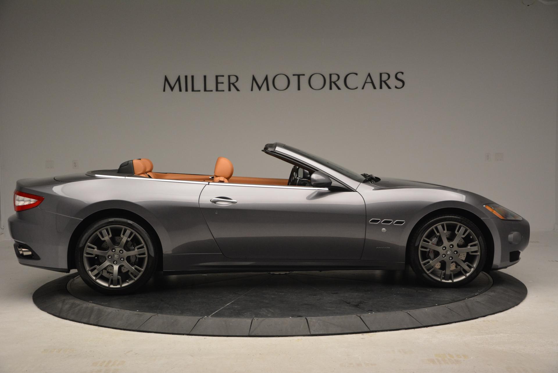 Used 2012 Maserati GranTurismo  For Sale In Greenwich, CT 161_p9