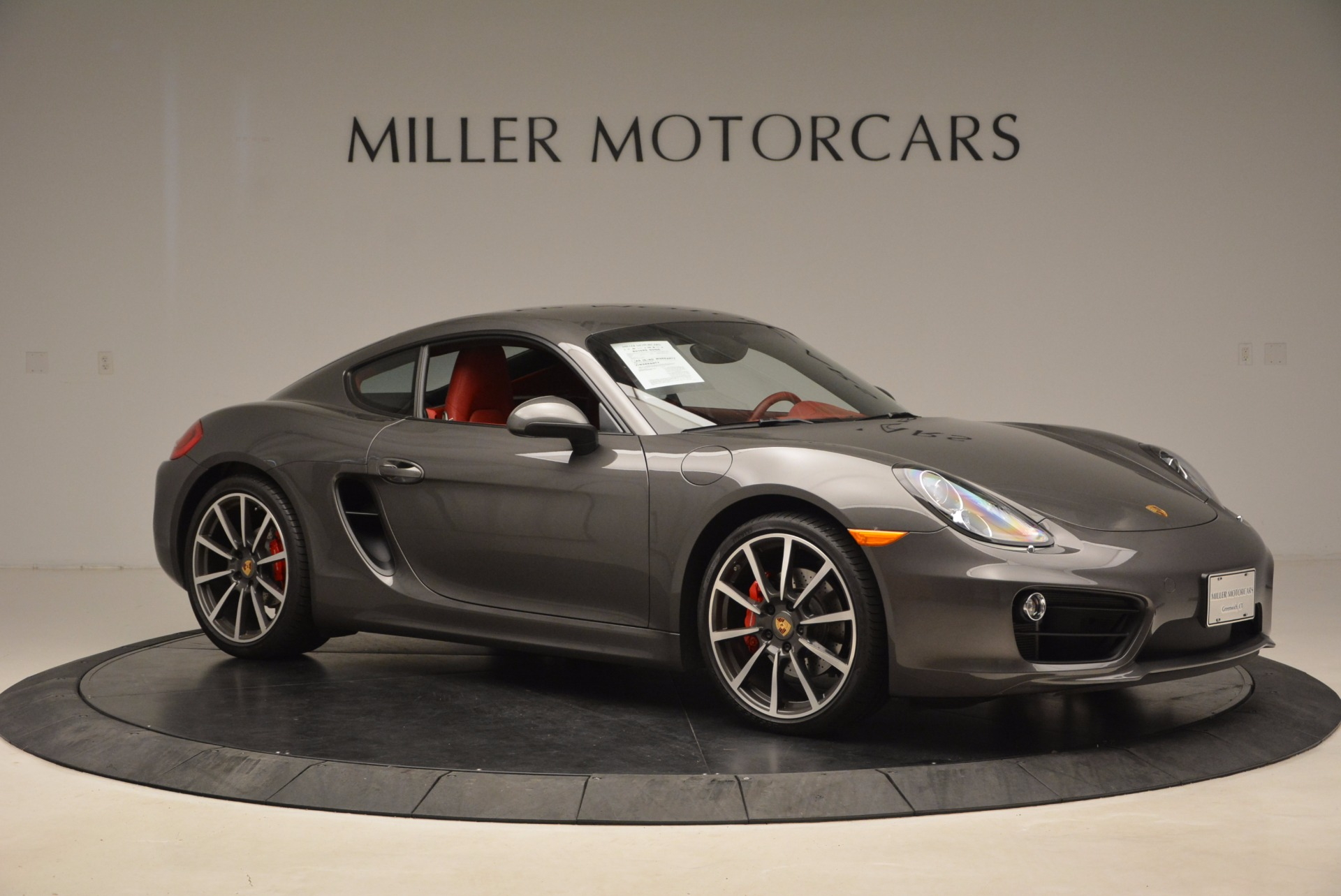 Used 2014 Porsche Cayman S S For Sale In Greenwich, CT 1612_p10