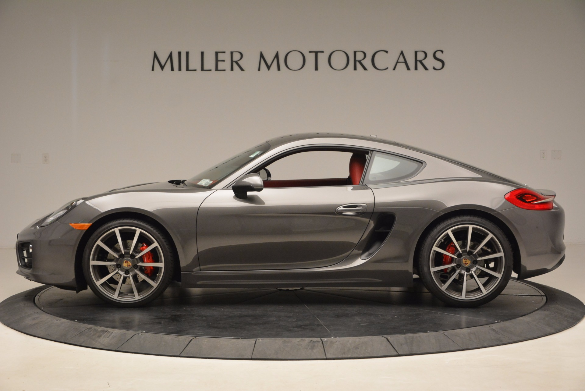 Used 2014 Porsche Cayman S S For Sale In Greenwich, CT 1612_p3