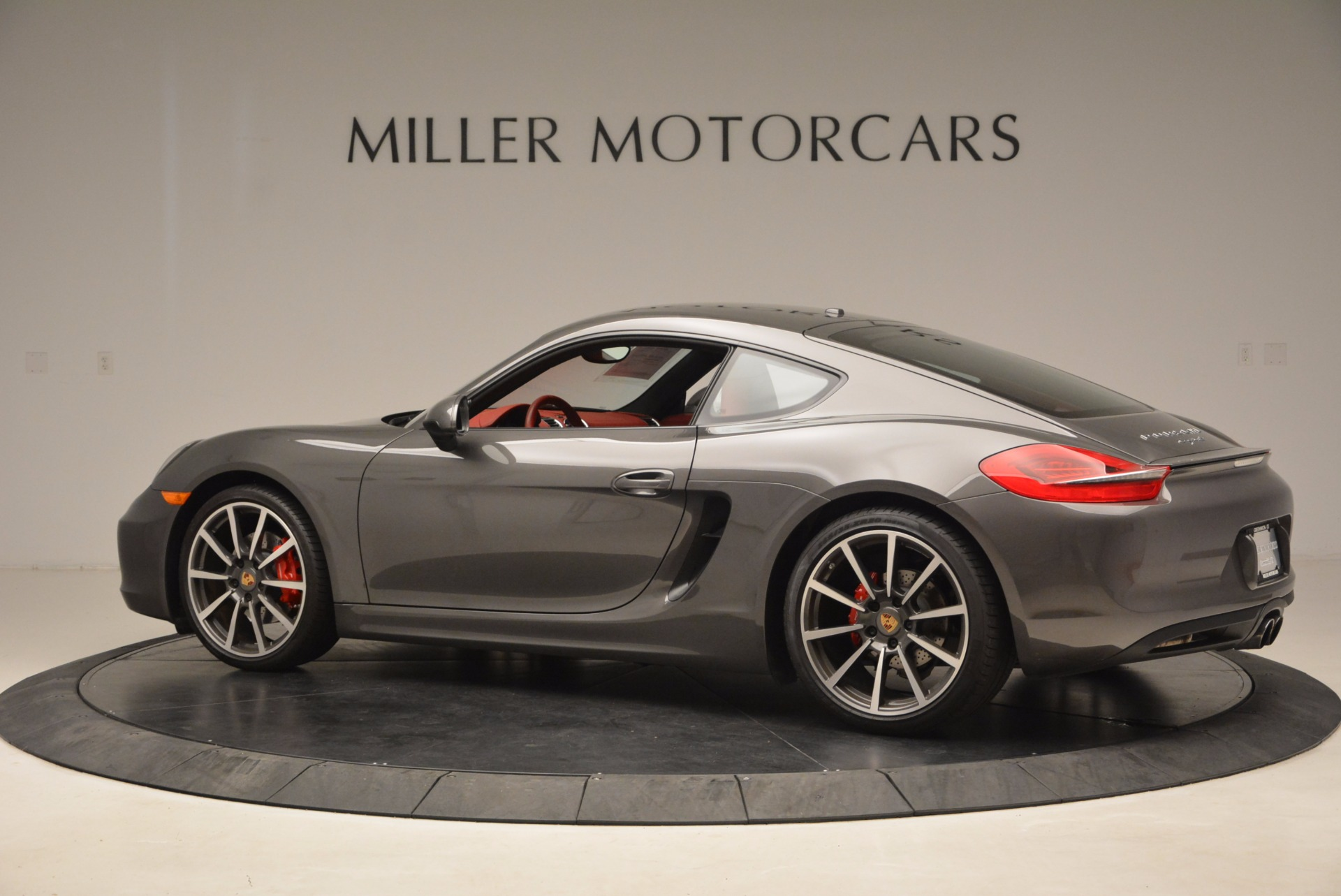 Used 2014 Porsche Cayman S S For Sale In Greenwich, CT 1612_p4