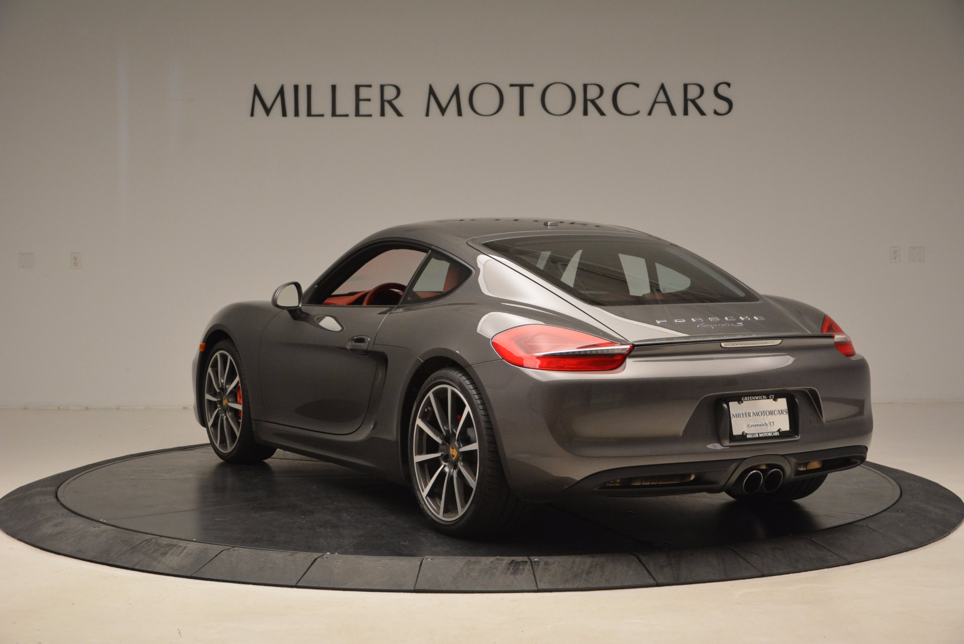 Used 2014 Porsche Cayman S S For Sale In Greenwich, CT 1612_p5