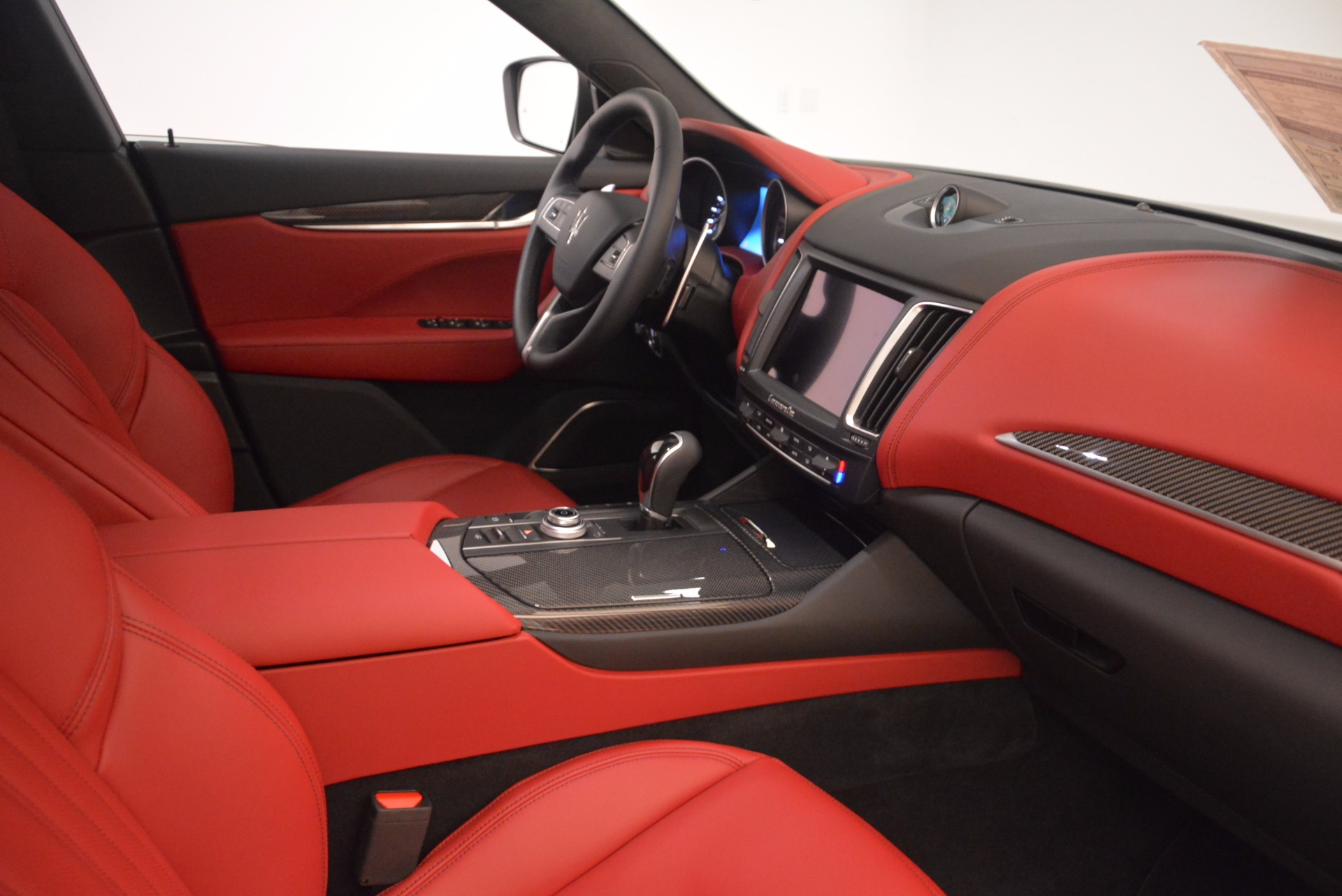 New 2018 Maserati Levante S Q4 GranLusso For Sale In Greenwich, CT 1613_p21