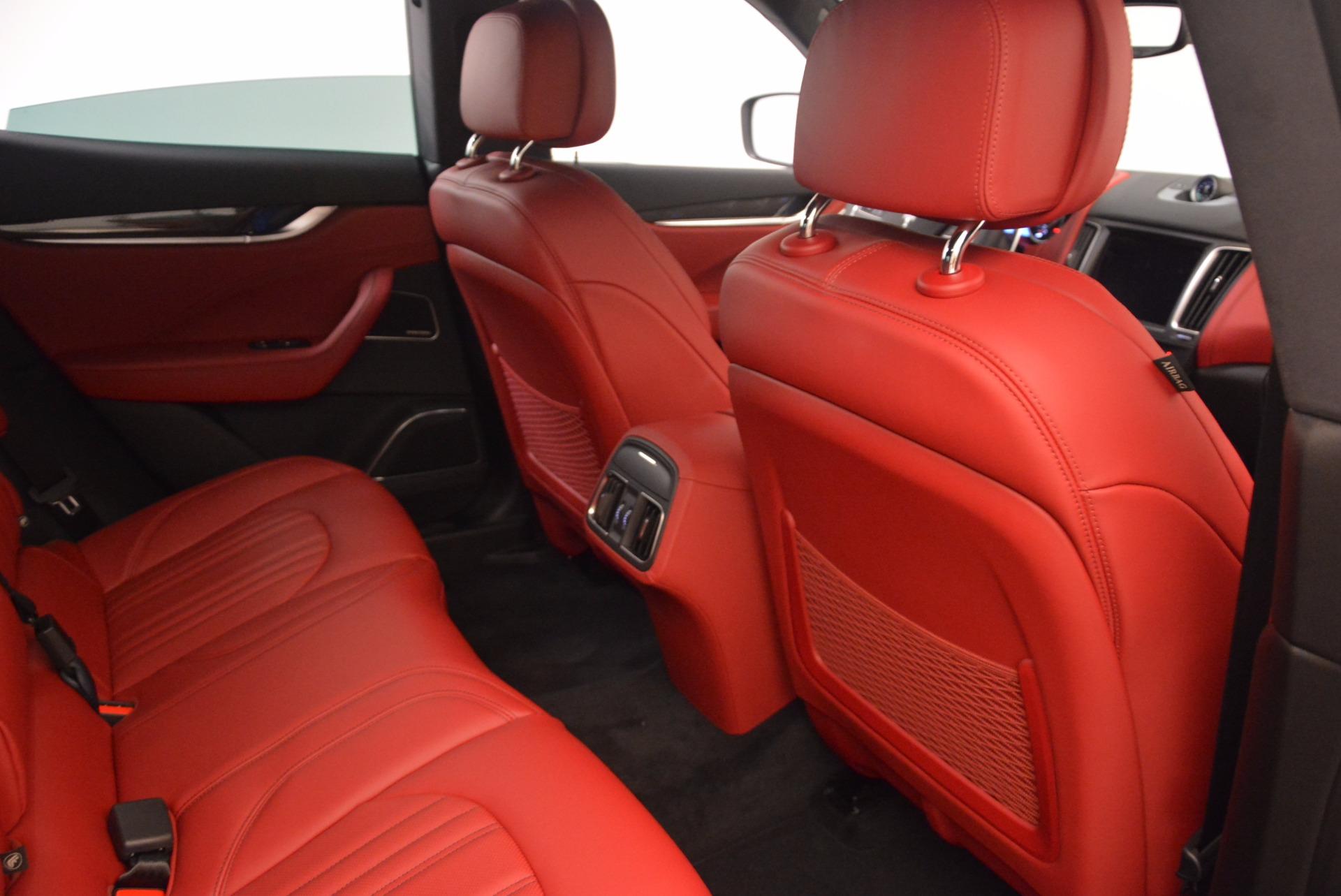 New 2018 Maserati Levante S Q4 GranLusso For Sale In Greenwich, CT 1613_p24
