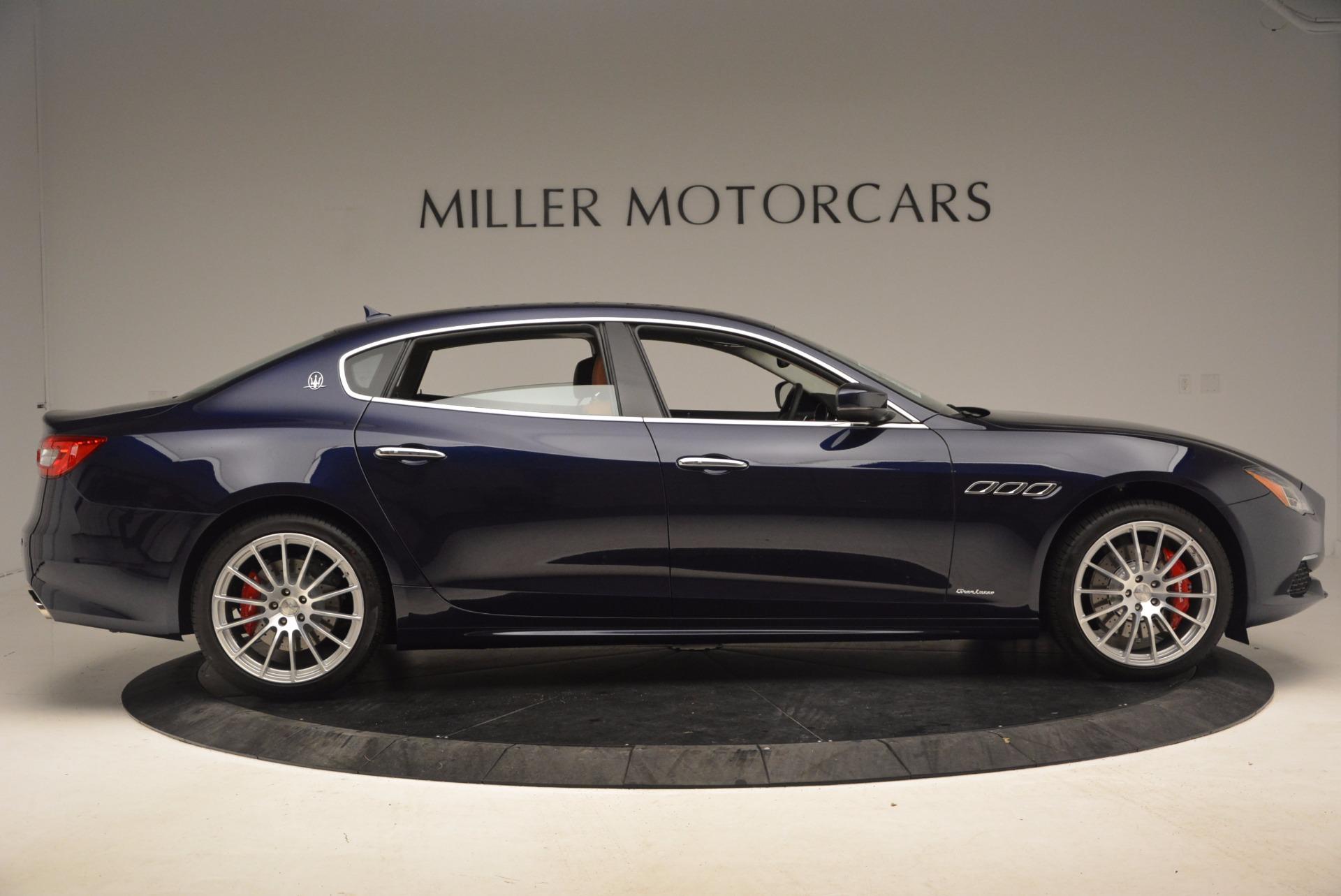 New 2018 Maserati Quattroporte S Q4 GranLusso For Sale In Greenwich, CT 1614_p9