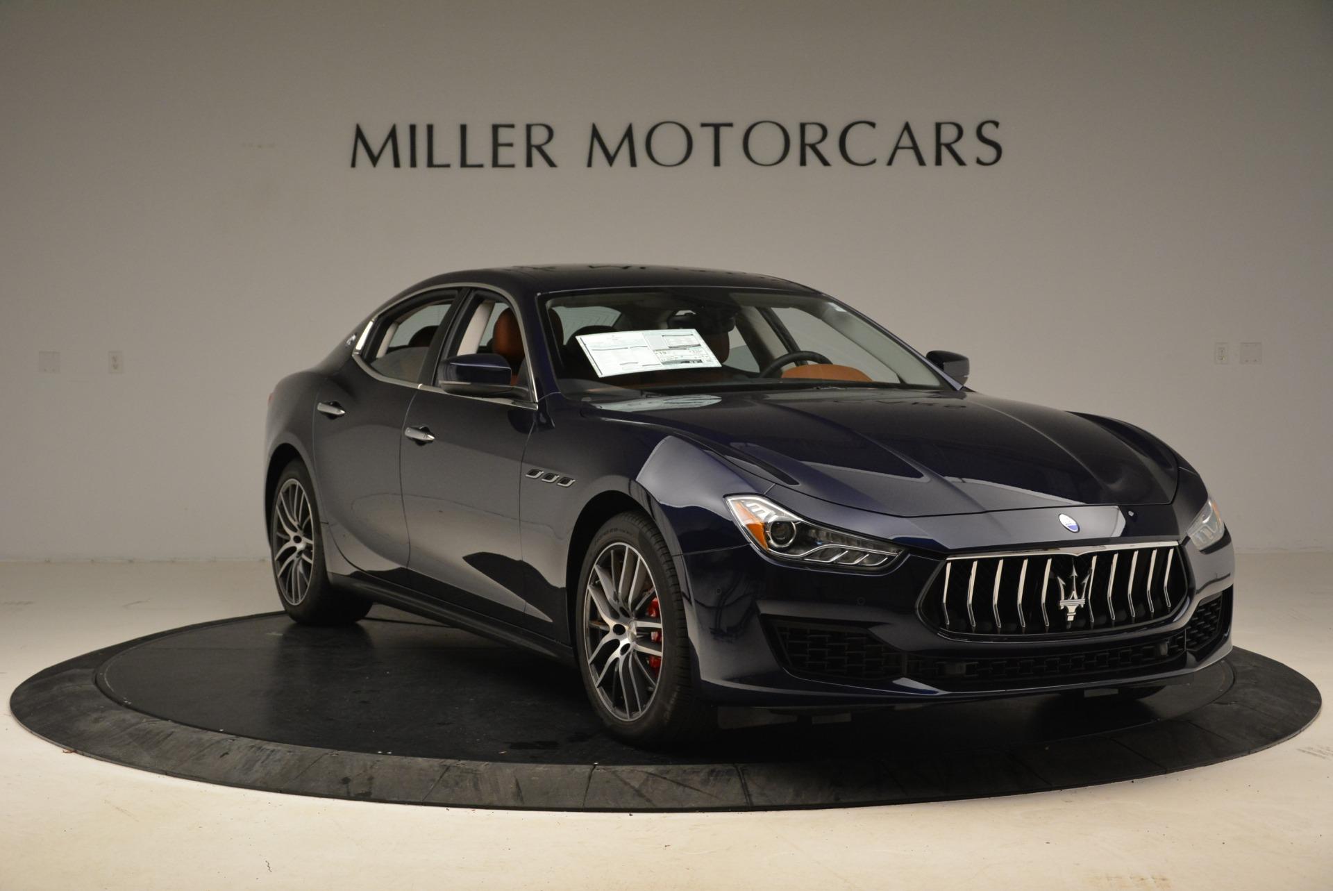 New 2018 Maserati Ghibli S Q4 For Sale In Greenwich, CT 1615_p11