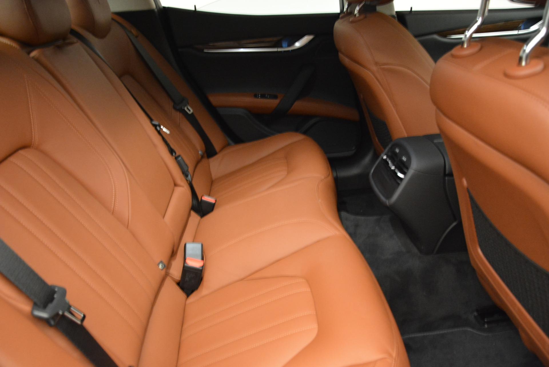 New 2018 Maserati Ghibli S Q4 For Sale In Greenwich, CT 1615_p25