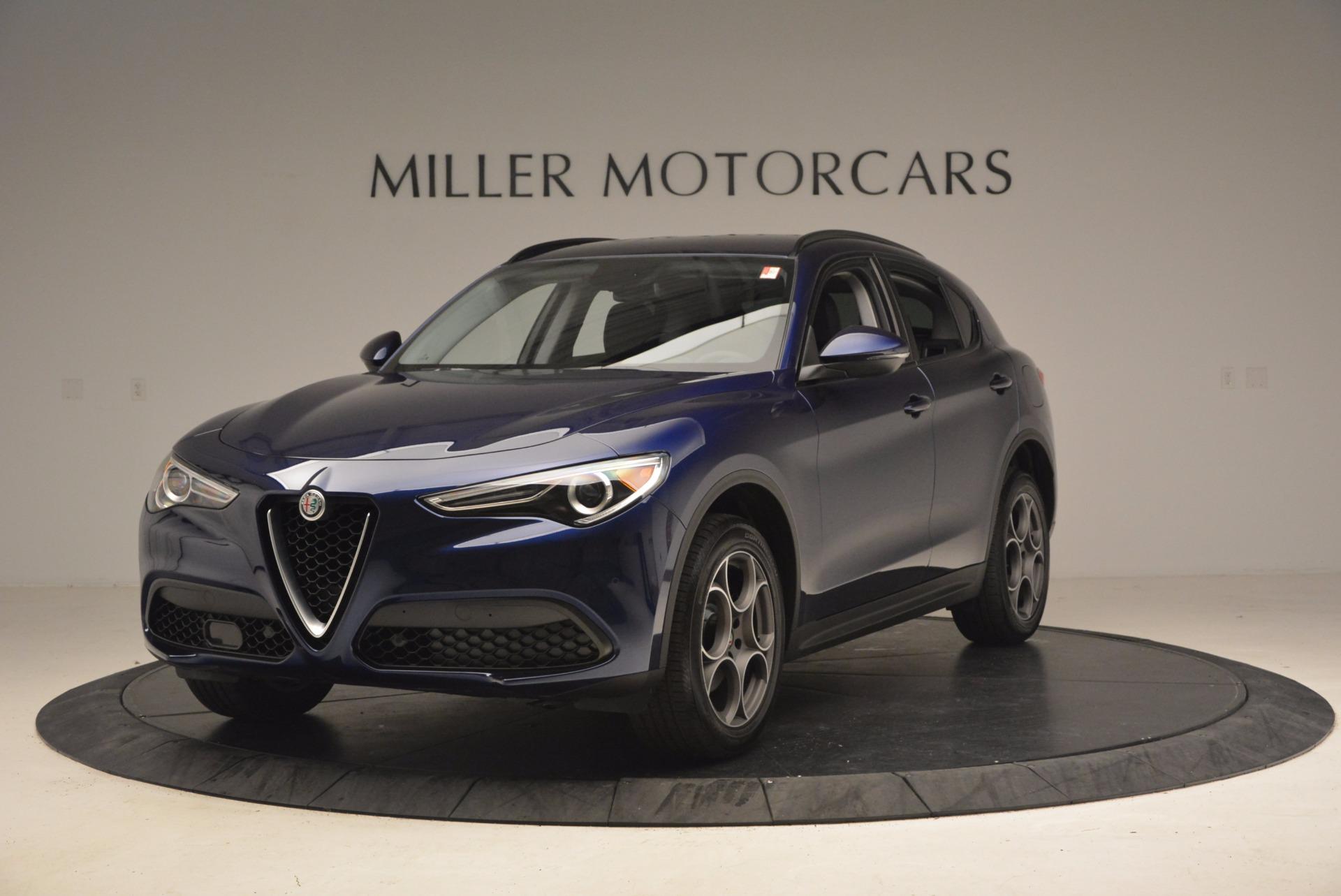 New 2018 Alfa Romeo Stelvio Sport Q4 For Sale In Greenwich, CT 1617_main