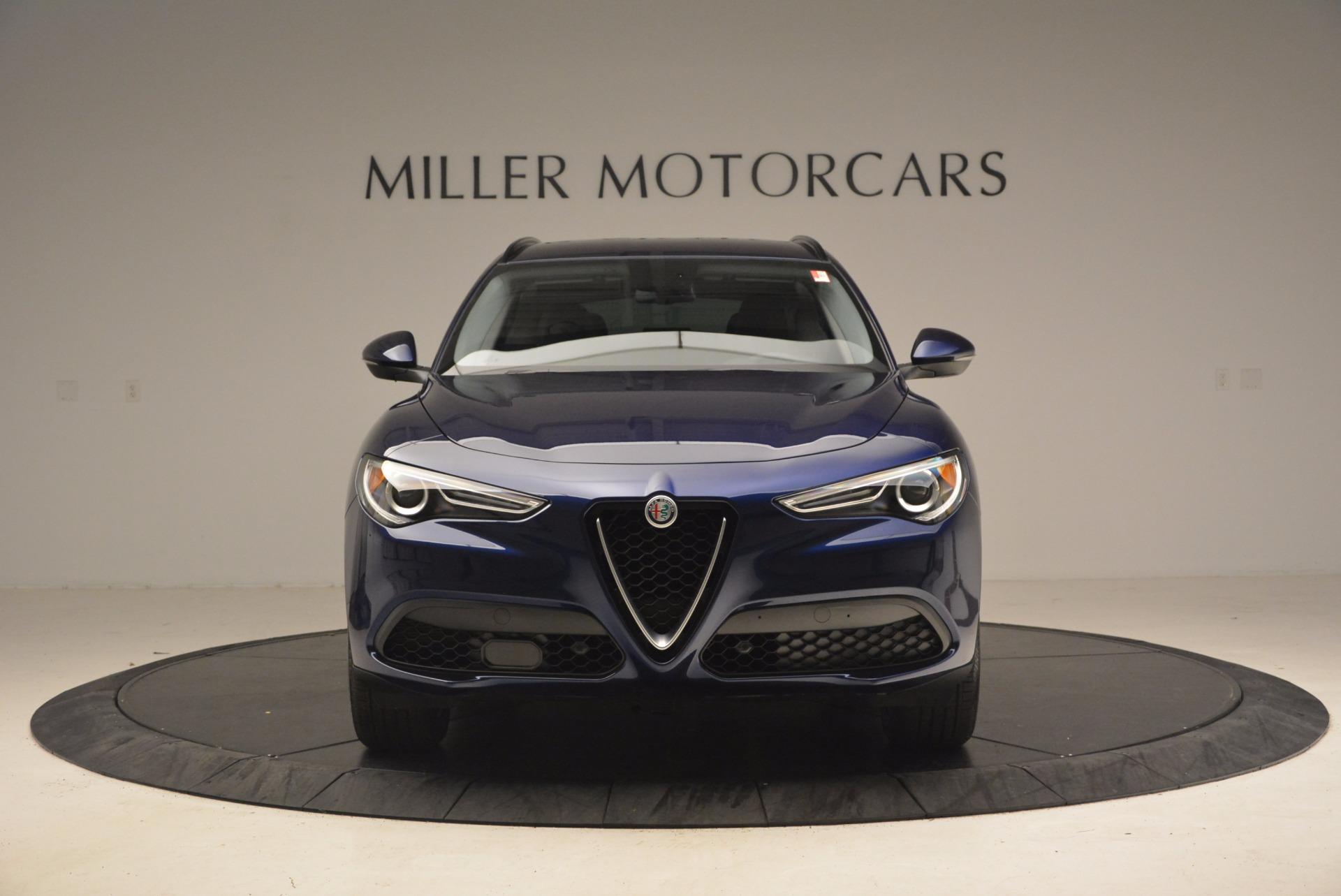 New 2018 Alfa Romeo Stelvio Sport Q4 For Sale In Greenwich, CT 1617_p12