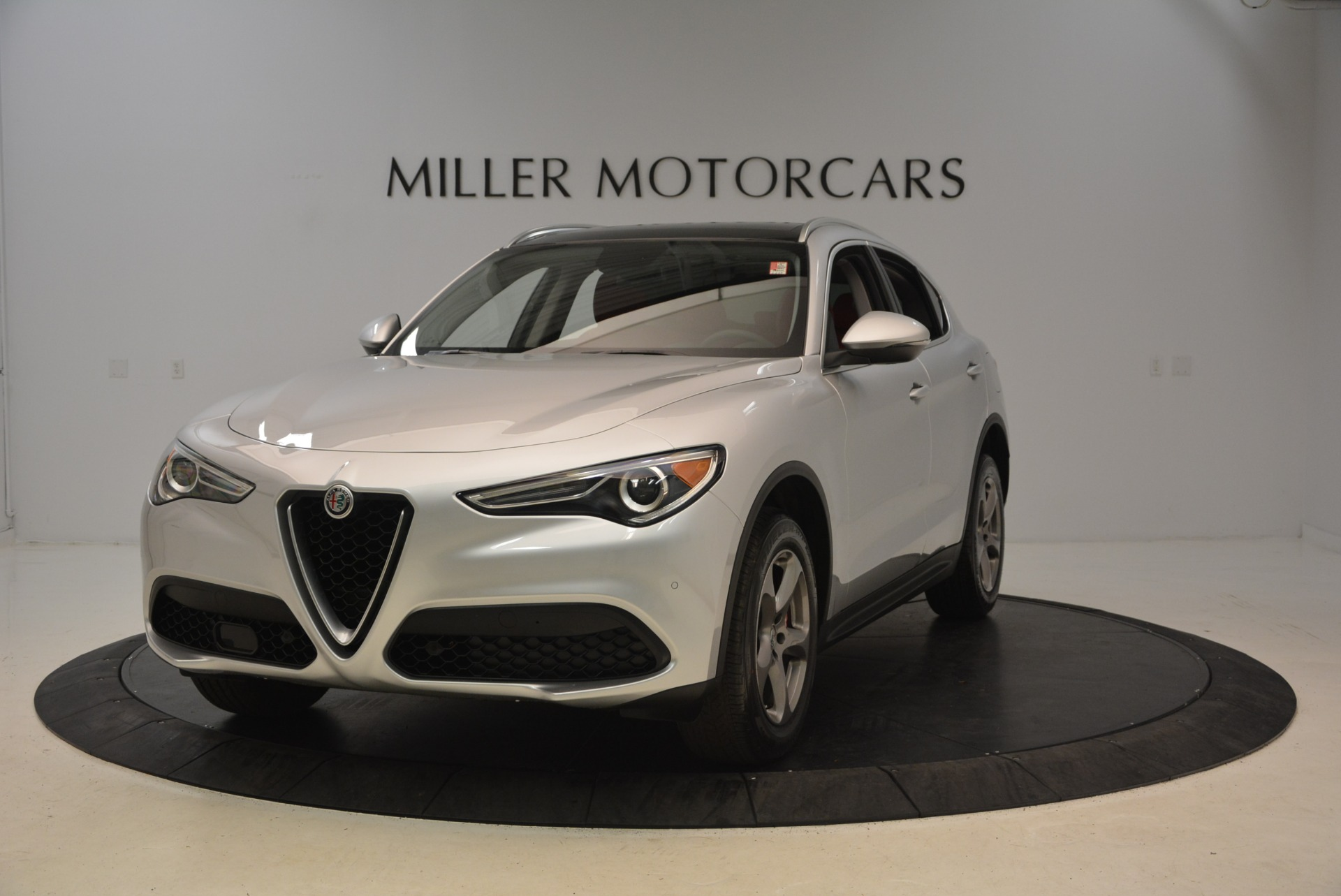 New 2018 Alfa Romeo Stelvio Q4 For Sale In Greenwich, CT 1619_main