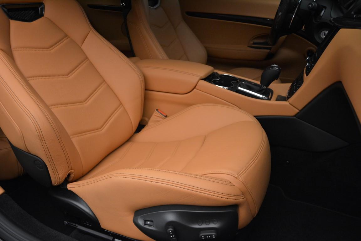 New 2016 Maserati GranTurismo Sport For Sale In Greenwich, CT 162_p23