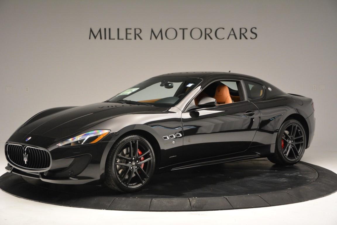 New 2016 Maserati GranTurismo Sport For Sale In Greenwich, CT 162_p2