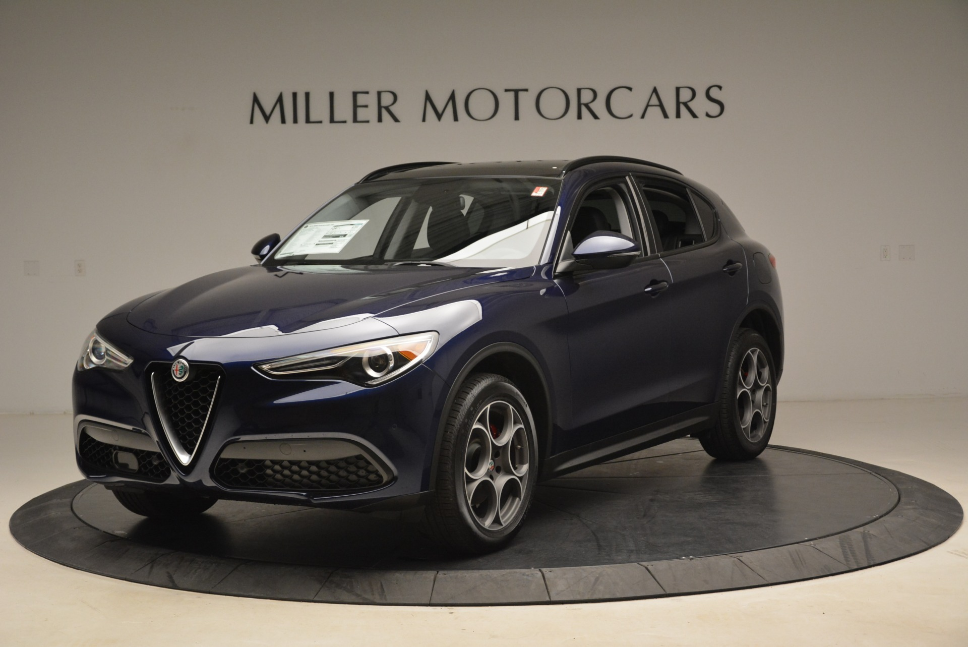 New 2018 Alfa Romeo Stelvio Sport Q4 For Sale In Greenwich, CT 1620_main