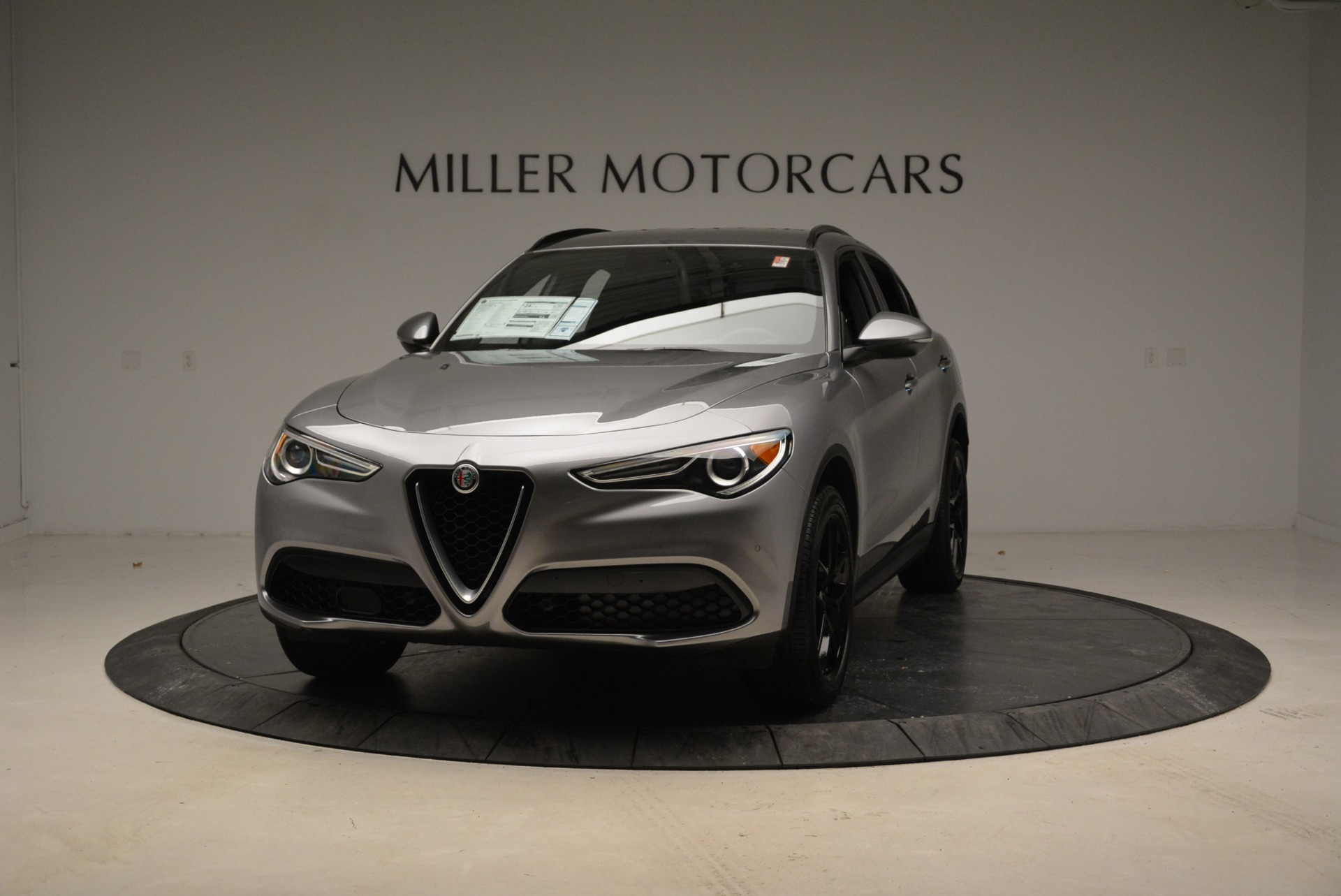 New 2018 Alfa Romeo Stelvio Ti Sport Q4 For Sale In Greenwich, CT 1621_main
