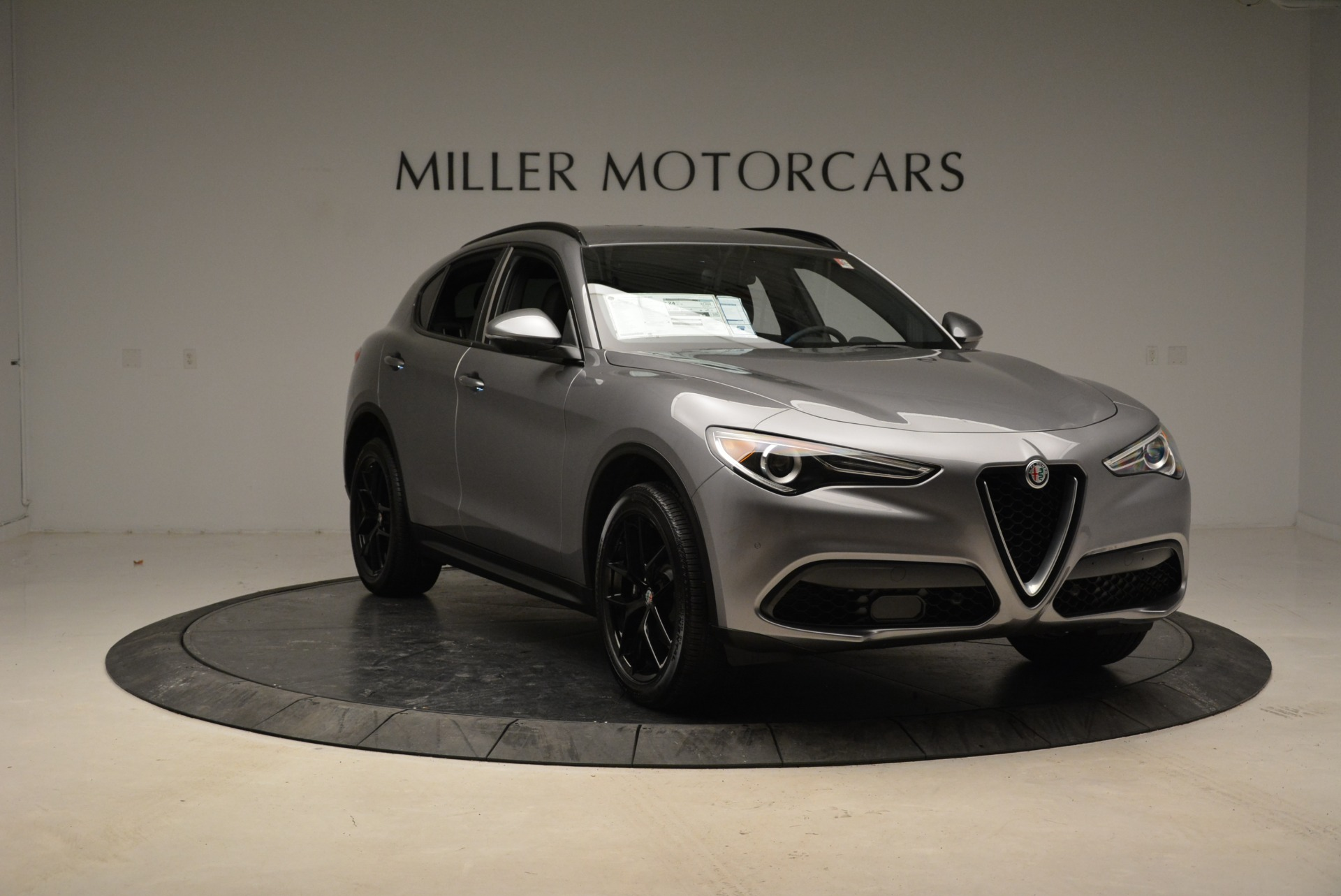 New 2018 Alfa Romeo Stelvio Ti Sport Q4 For Sale In Greenwich, CT 1621_p11